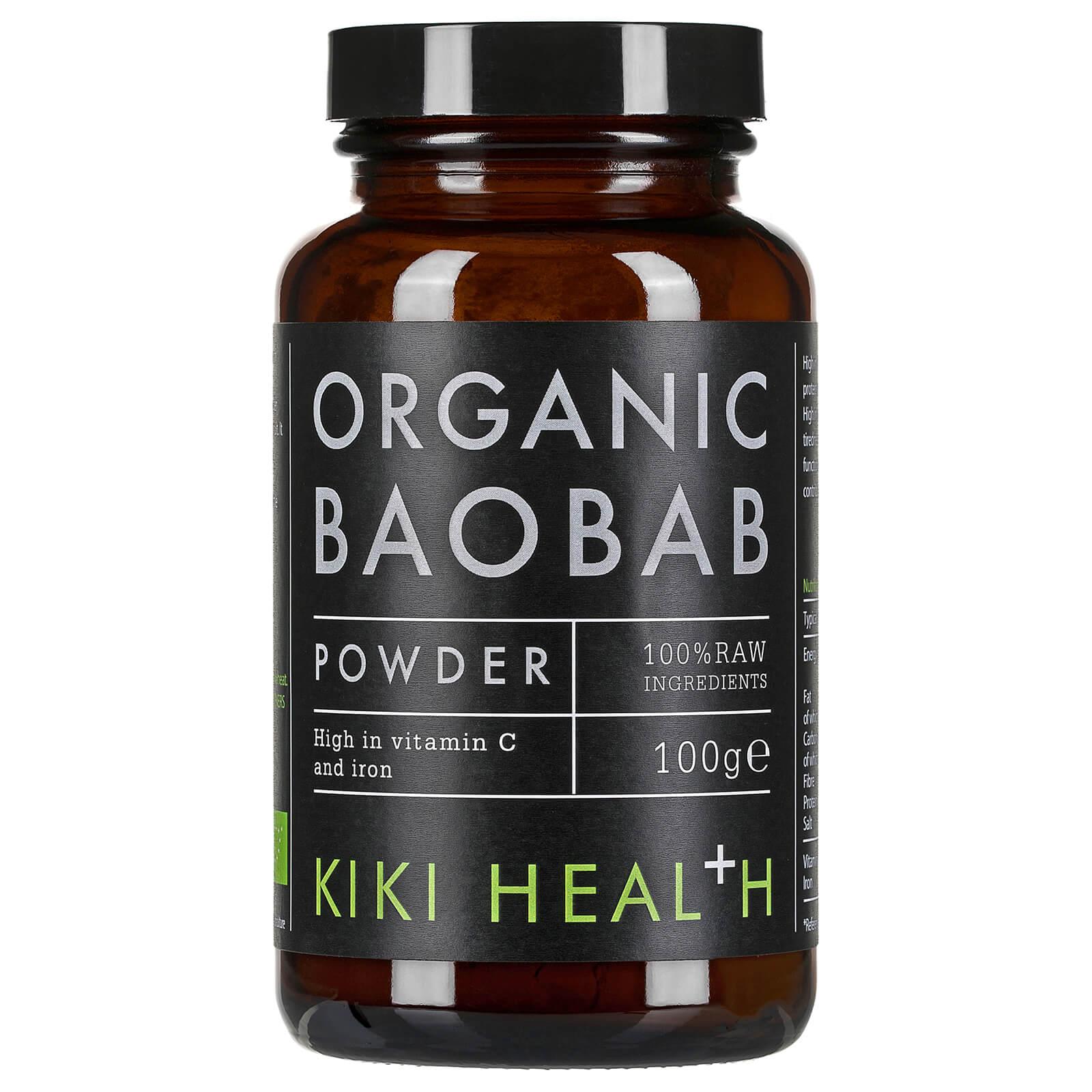 KIKI Health baobab biologico in polvere 100 g