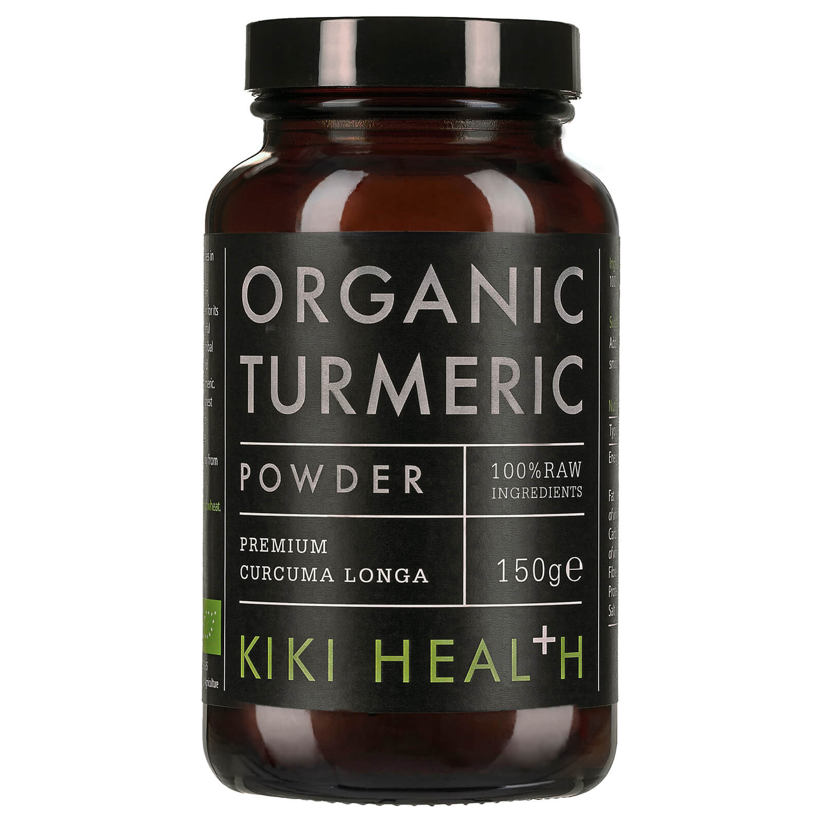 KIKI Health curcuma biologica in polvere 150 g