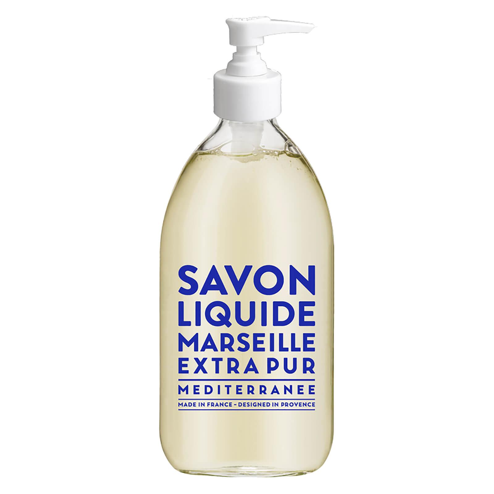 Жидкое мыло Compagnie de Provence Liquid Marseille Soap 500 мл - Mediterranean Sea  - Купить
