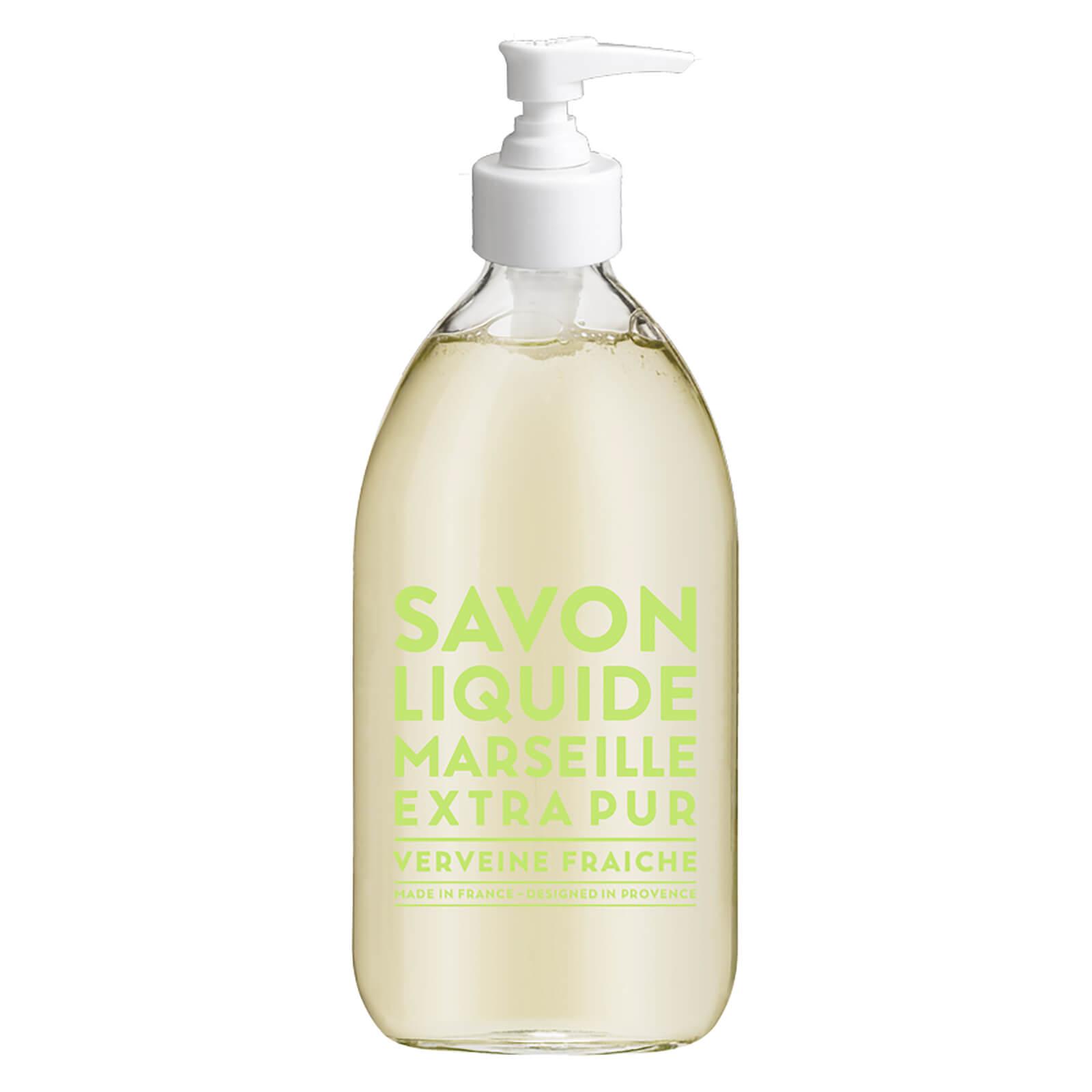 Купить Жидкое мыло Compagnie de Provence Liquid Marseille Soap 500 мл - Fresh Verbena