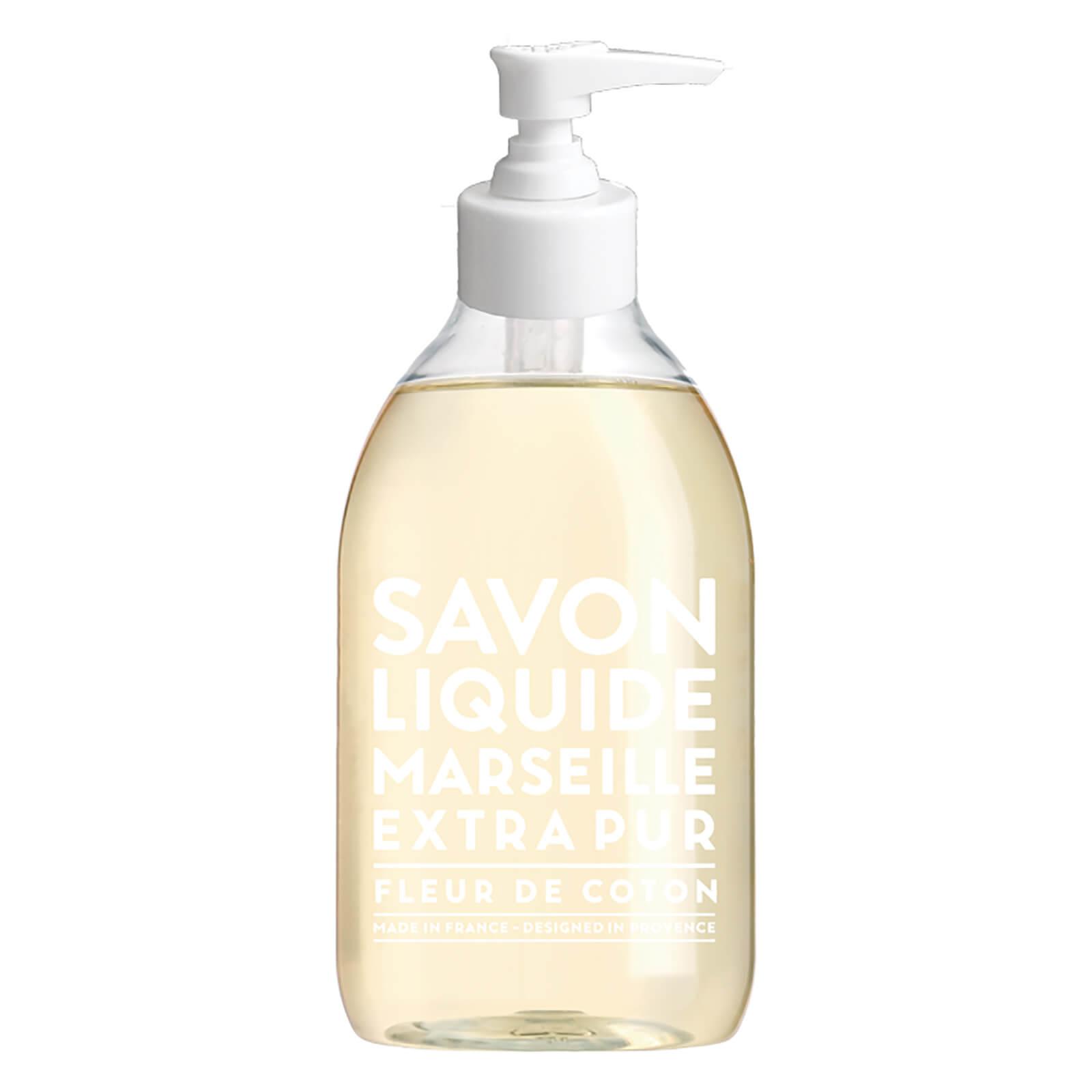 Купить Compagnie de Provence Liquid Marseille Soap 300ml (Various Options) - Cotton Flower