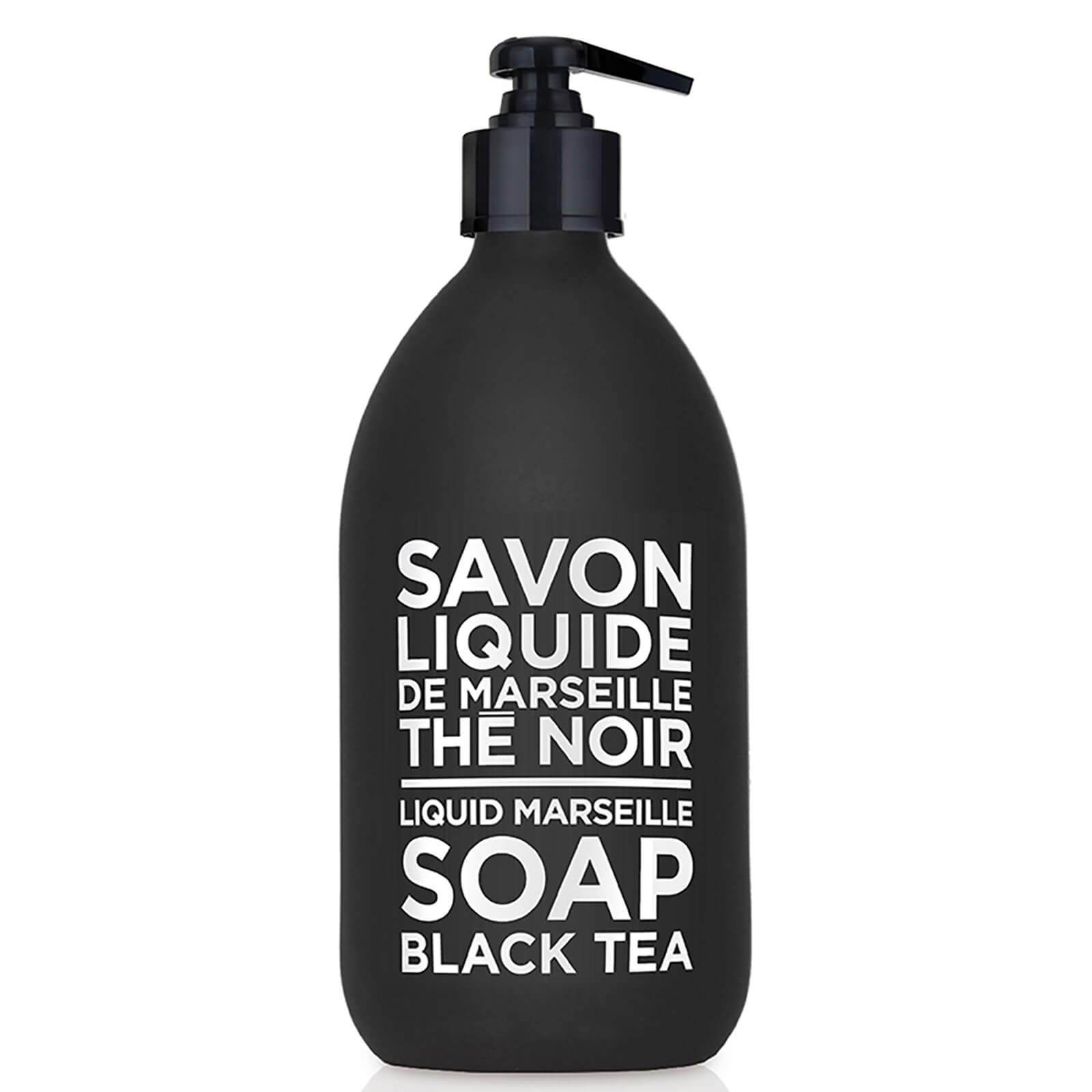 Купить Жидкое мыло Compagnie de Provence Liquid Marseille Soap 500 мл - Black Tea