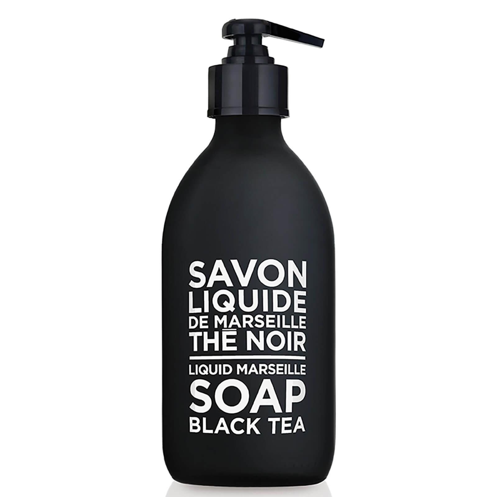 Купить Compagnie de Provence Liquid Marseille Soap 300ml (Various Options) - Black Tea