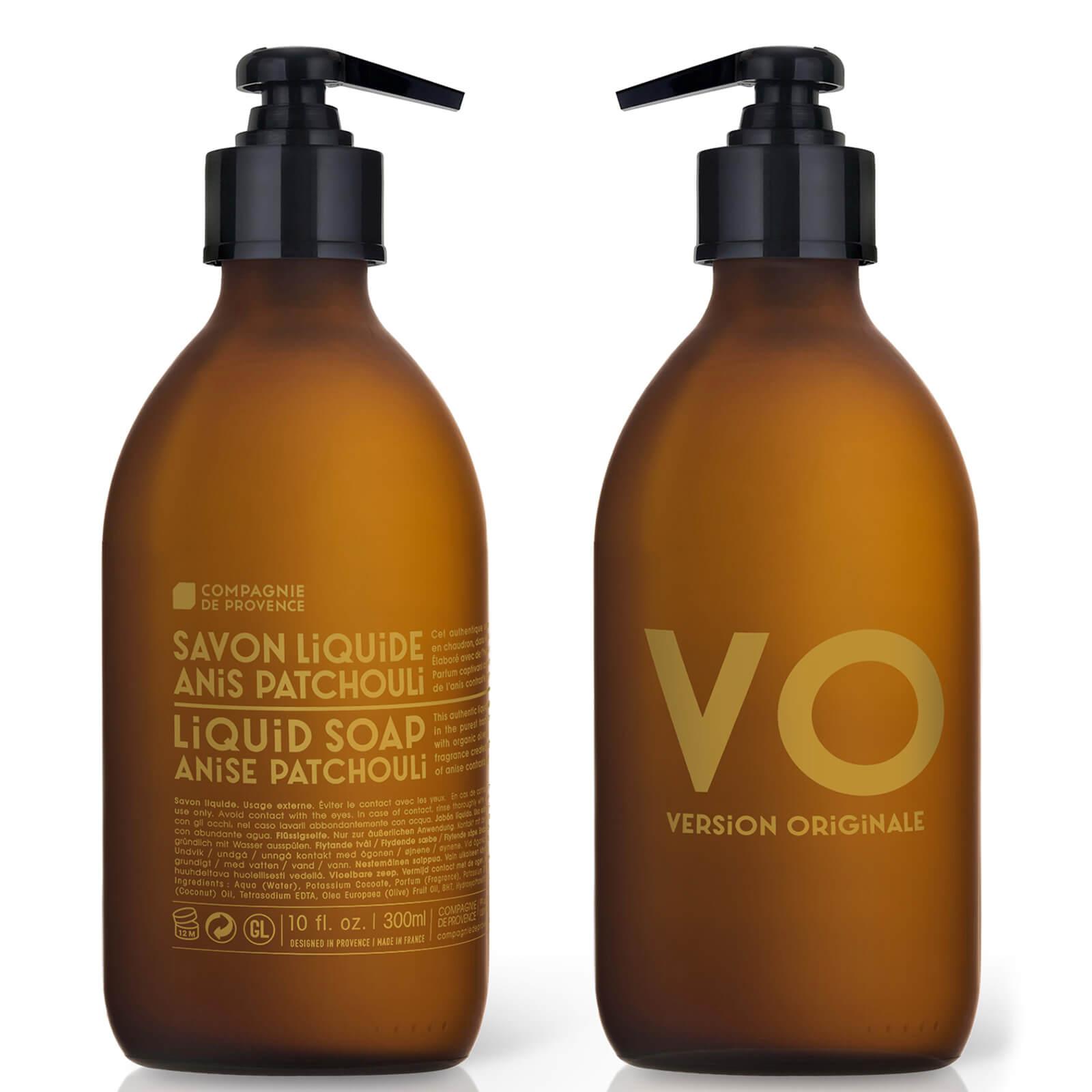 Купить Compagnie de Provence Liquid Marseille Soap 300ml (Various Options) - Anise Patchouli