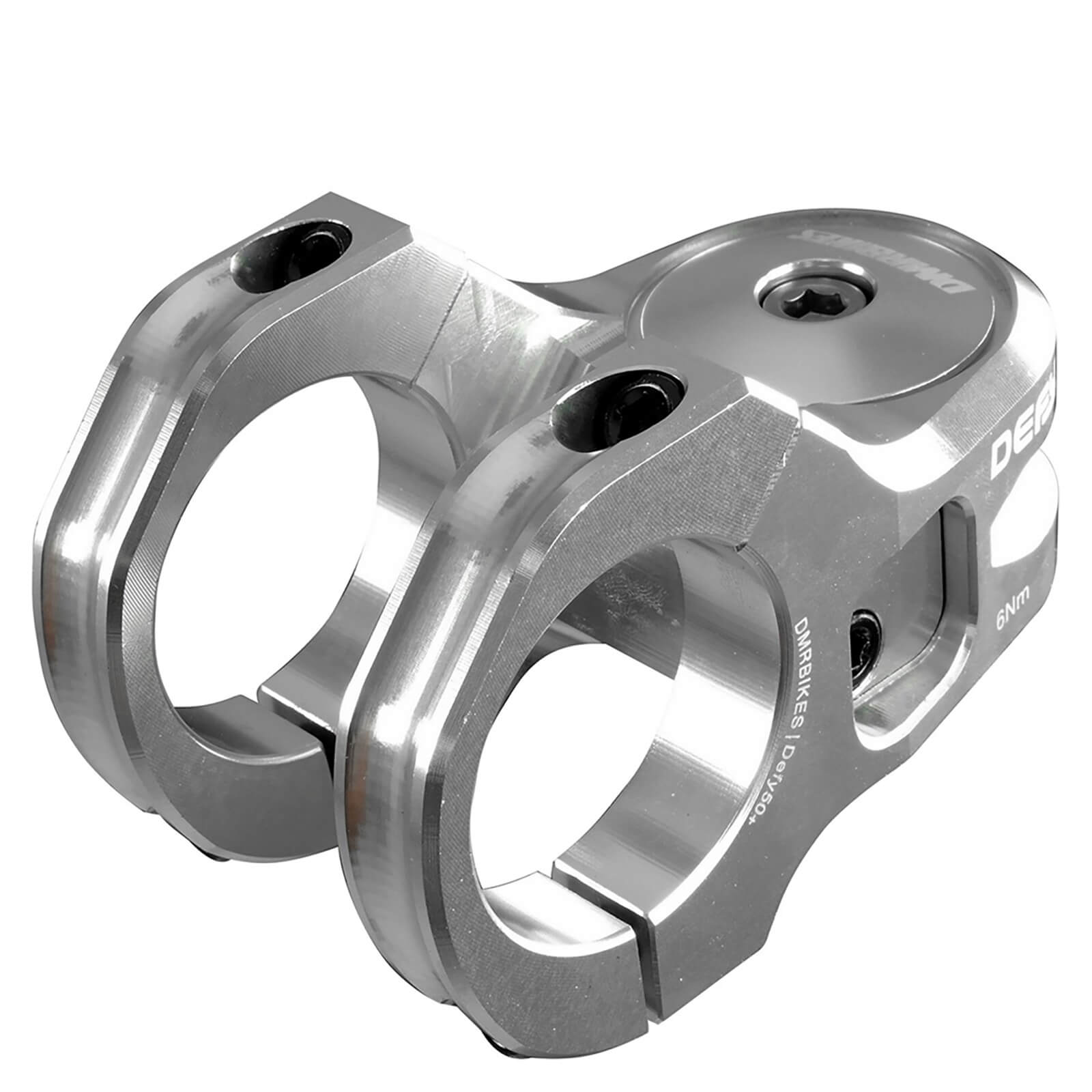 DMR Defy 50 Stem - 31.8mm Clamp - Silver