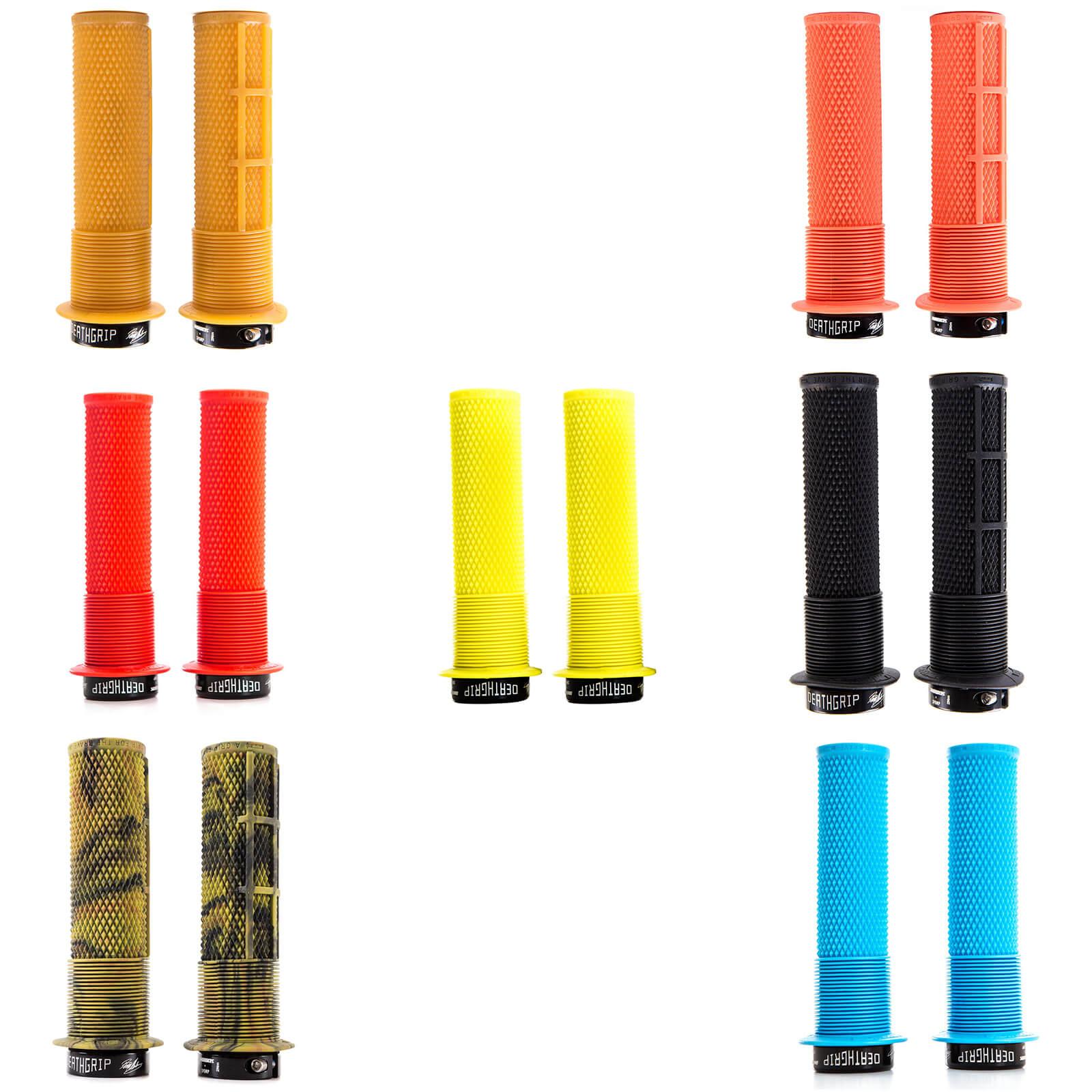 DMR Brendog Death Grip - Thick - 31.3mm - Gul Yellow