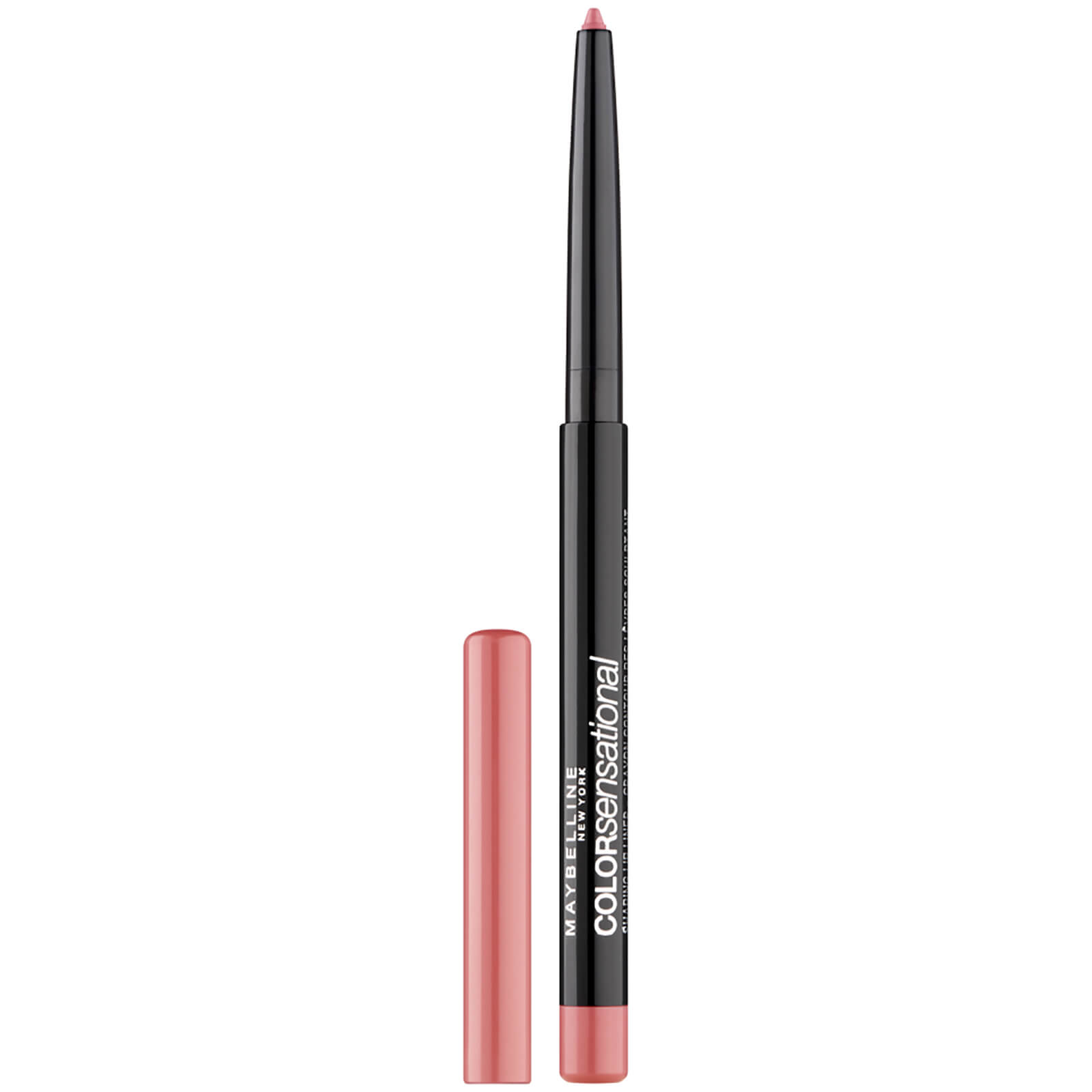 Maybelline Colorshow Shaping Lip Liner (Various Shades) - Dusty Rose  - Купить