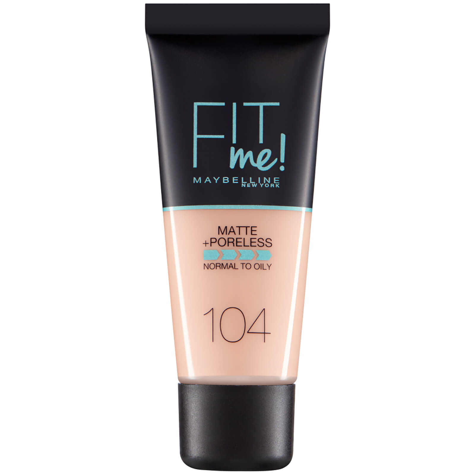 Купить Fit Me! от Maybelline Матирующий тональный крем для сужения пор, 30мл (разные оттенки) - 104 Soft Ivory