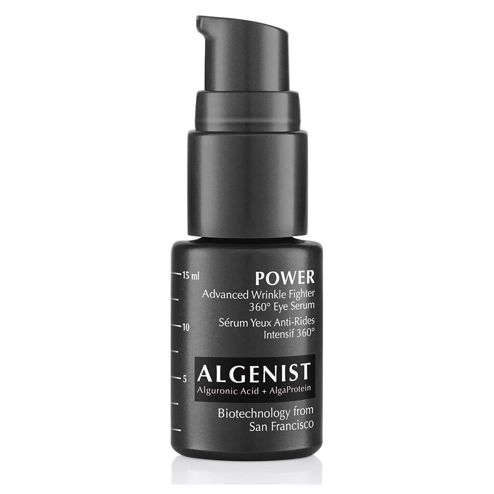 algenist power advanced wrinkle fighter 360° eye serum 15ml