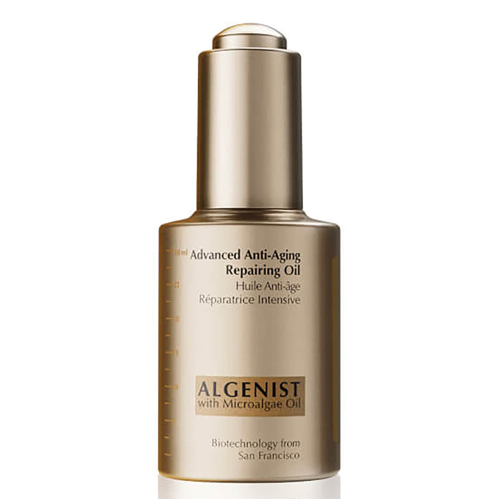 Купить Антивозрастное восстанавливающее масло ALGENIST Advanced Anti-Ageing Repairing Oil 30 мл