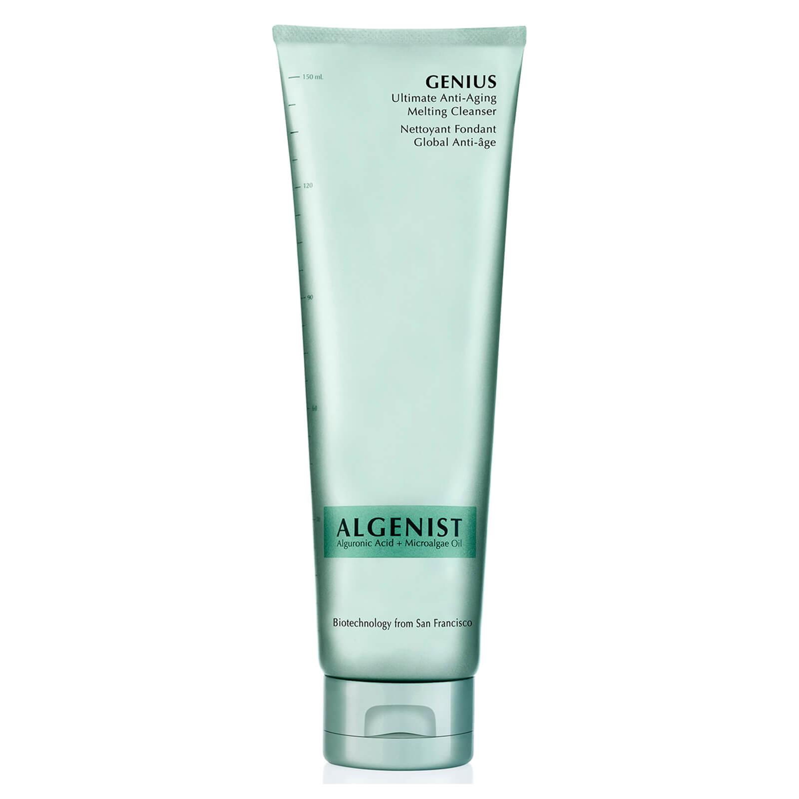 algenist genius ultimate anti-ageing melting cleanser 150ml