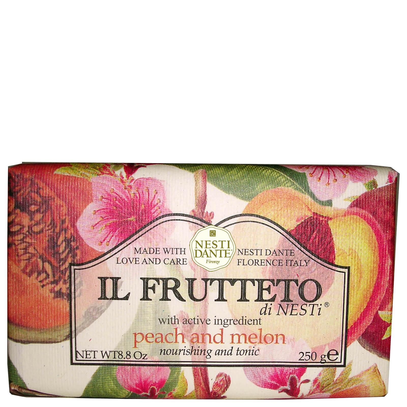 Купить Натуральное мыло «Персик и дыня» Nesti Dante Il Frutteto Peach and Melon Soap 250г