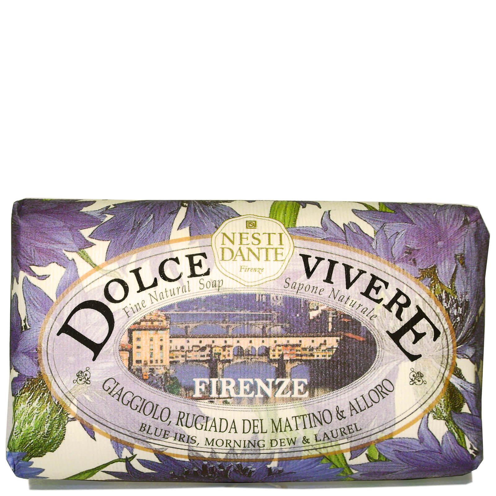 Мыло серии Сладкая жизнь: Флоренция Nesti Dante Dolce Vivere Florence Soap 250г
