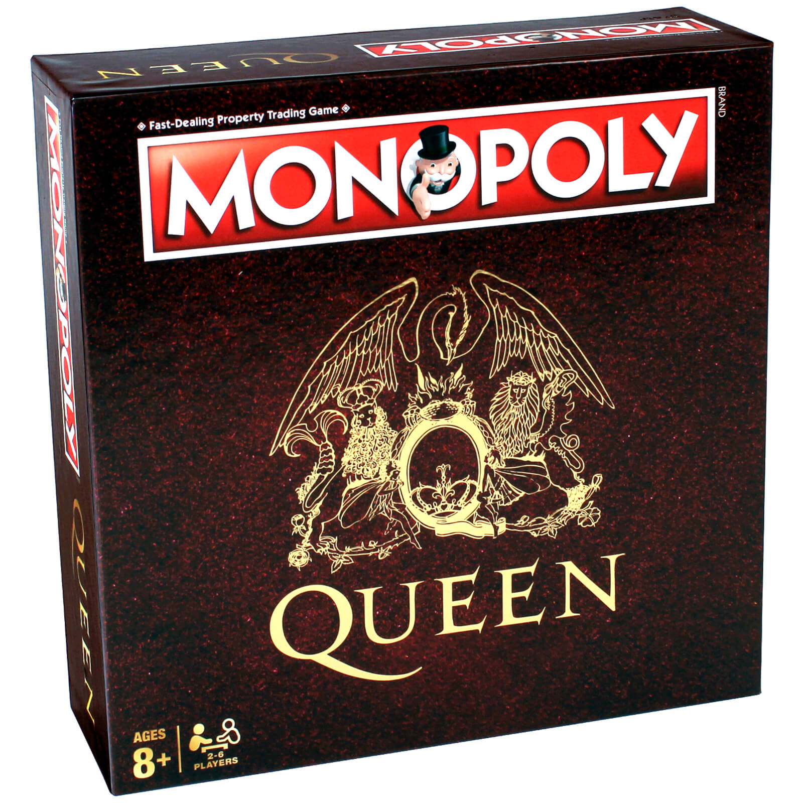 Image of Monopoly Board Game - Queen Edition