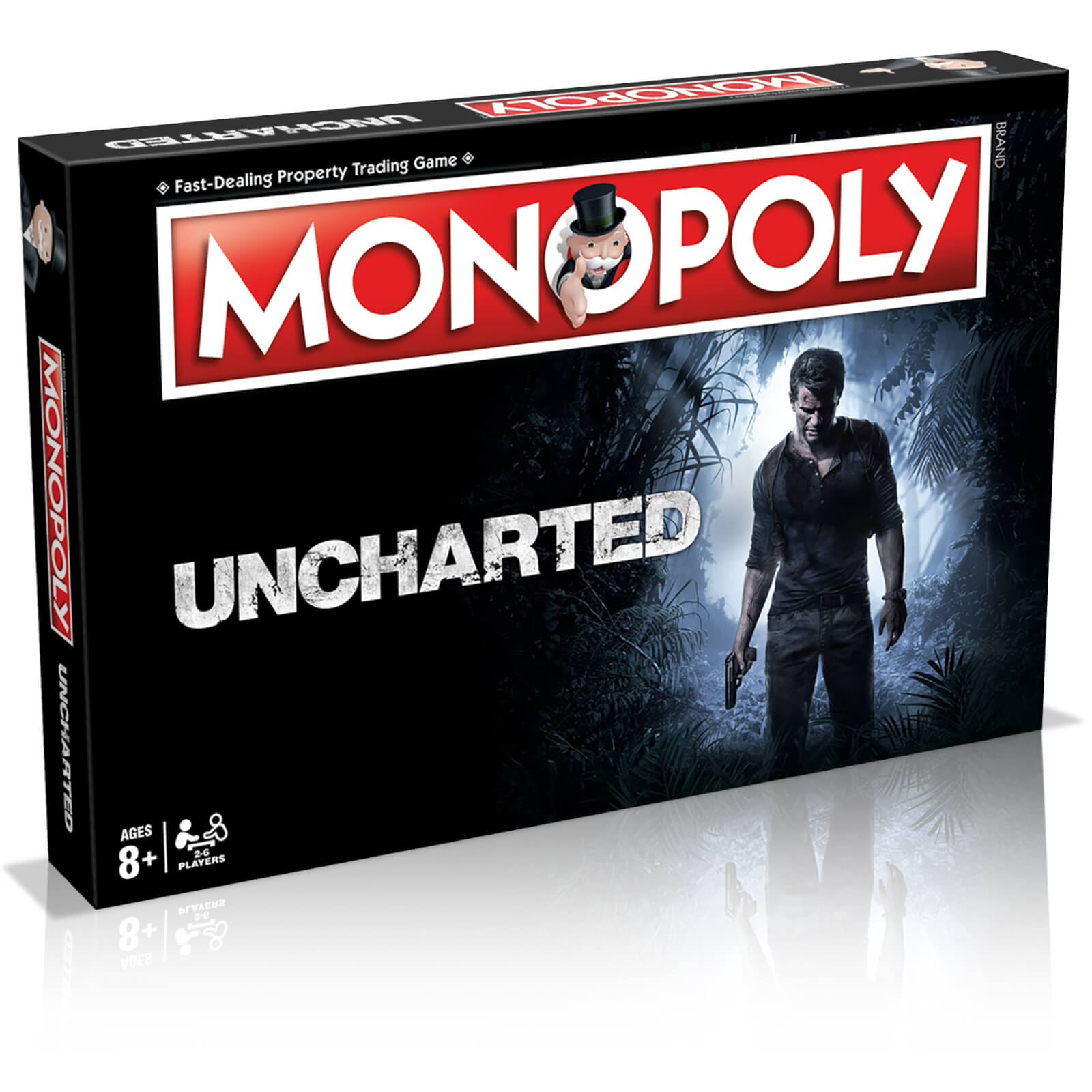 Image of Monopoly Board Game - Uncharted Edition