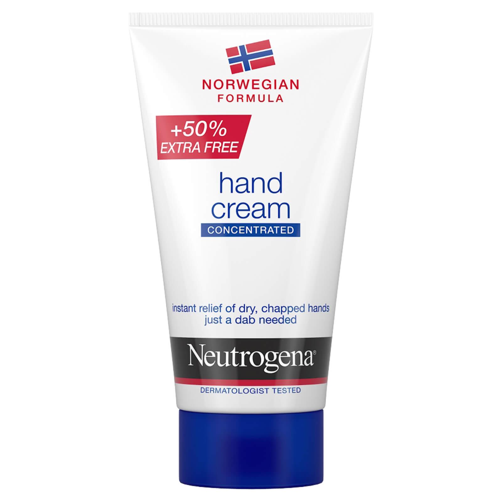 Купить Концентрированный крем для рук Neutrogena Norwegian Formula Concentrated Hand Cream 75 мл