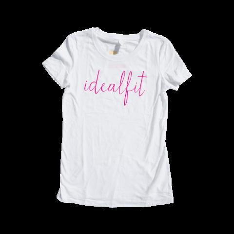 Next Level Idealfit T-Shirts - White - S (Master)