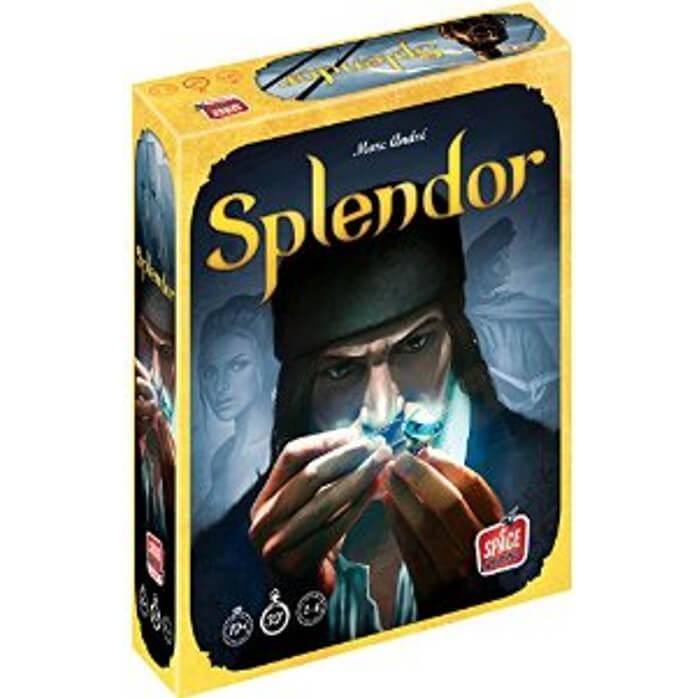 Image of Splendor (Space Cowboys) Game