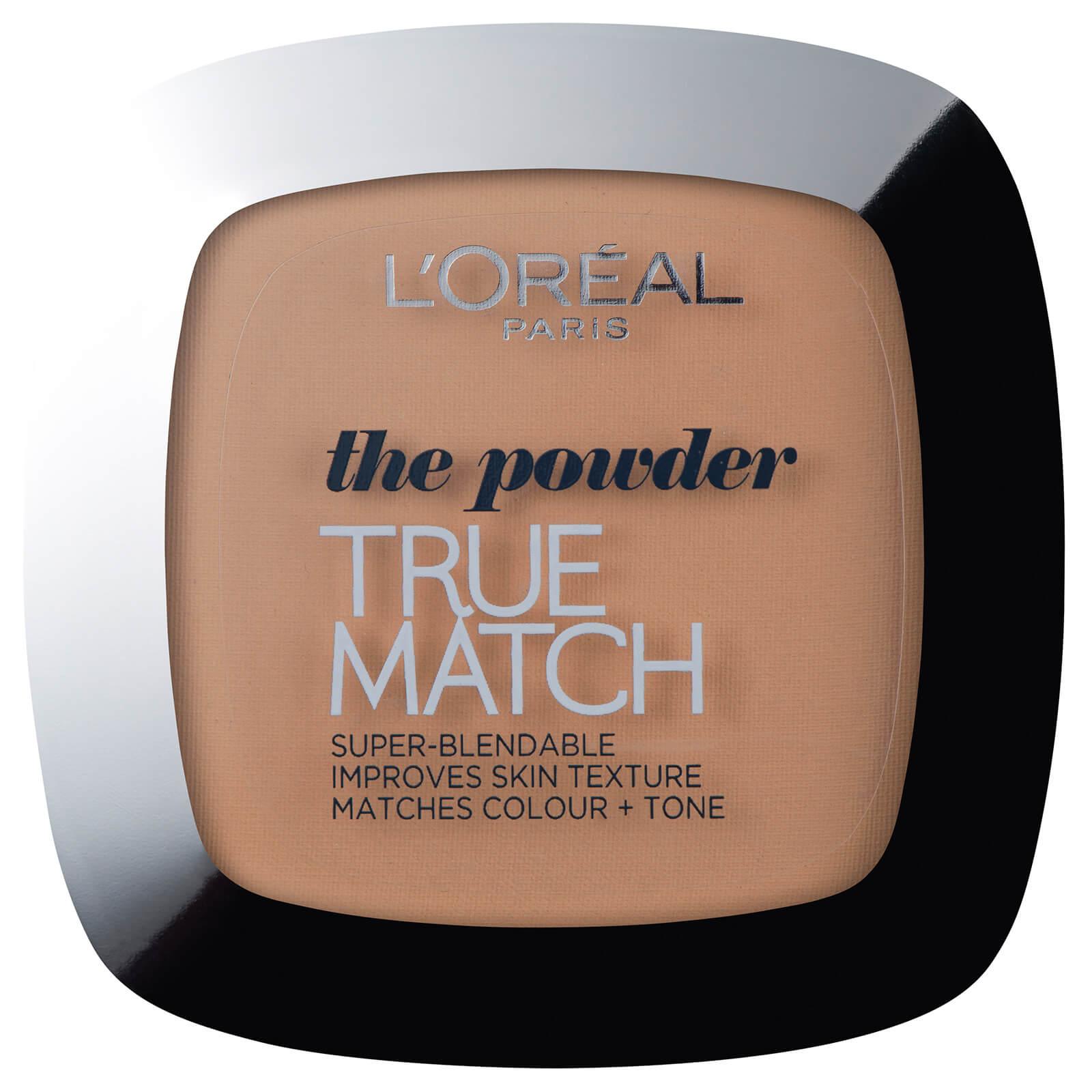 L'Oréal Paris True Match Cream Powder 9g (Various Shades) - 5W Golden Sand