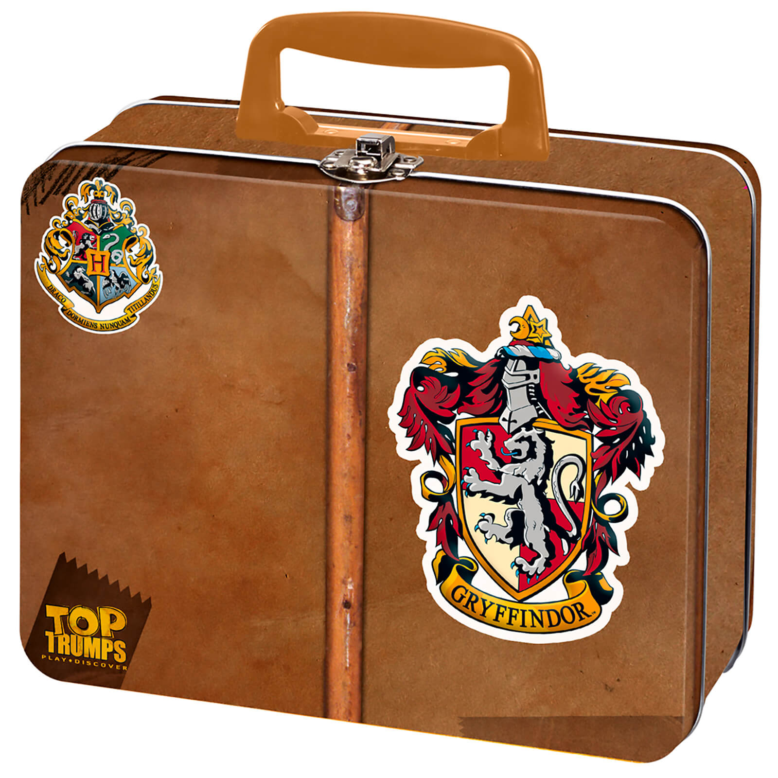 Image of Top Trumps Collector's Tin Card Game - Harry Potter Gryffindor Edition