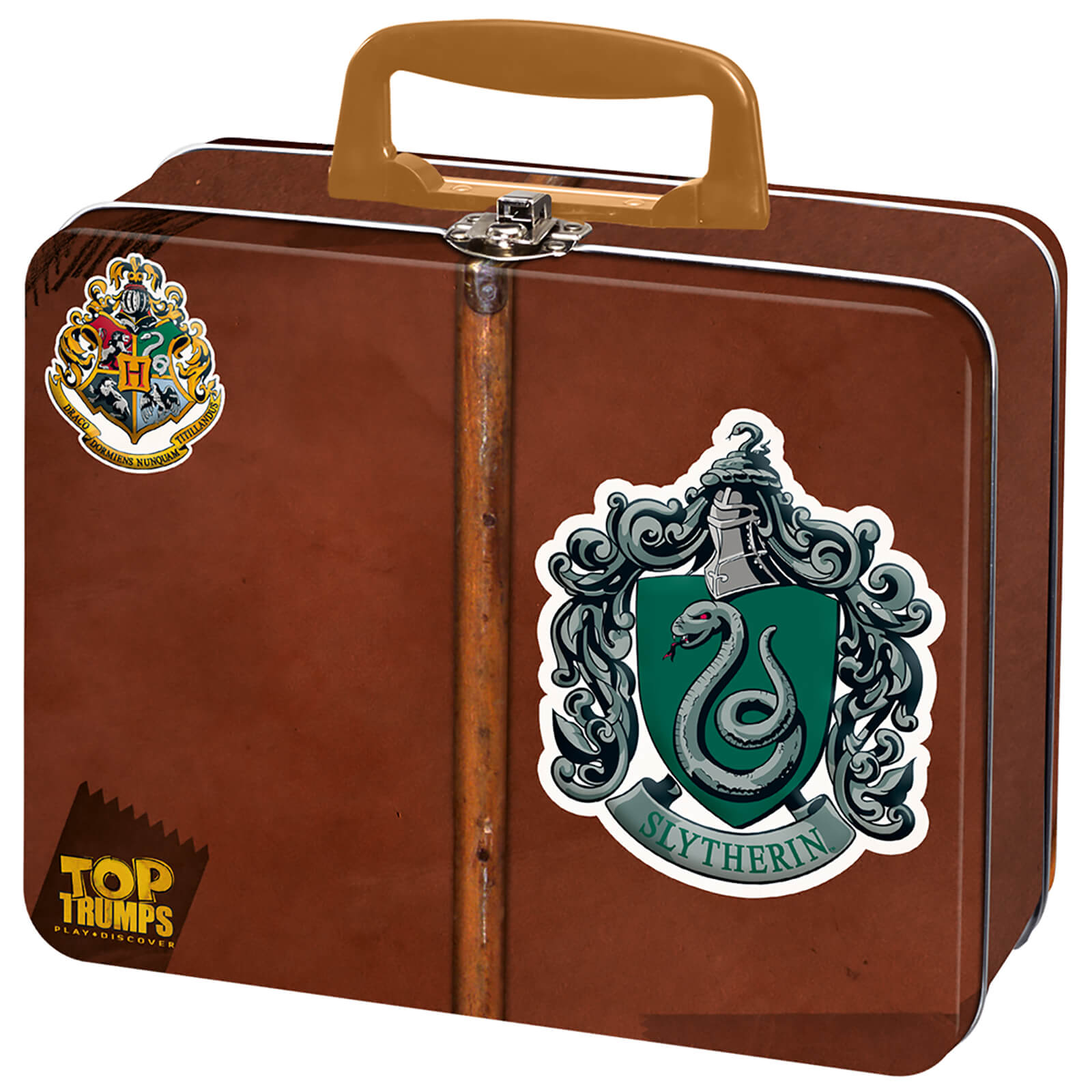 Image of Top Trumps Collector's Tin Card Game - Harry Potter Slytherin Edition
