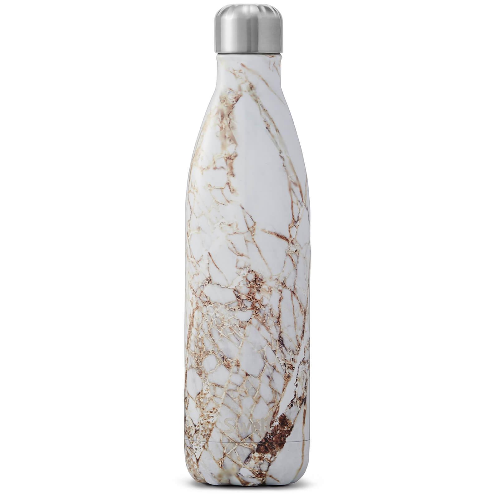 S'well The Calacatta Gold Water Bottle 750ml