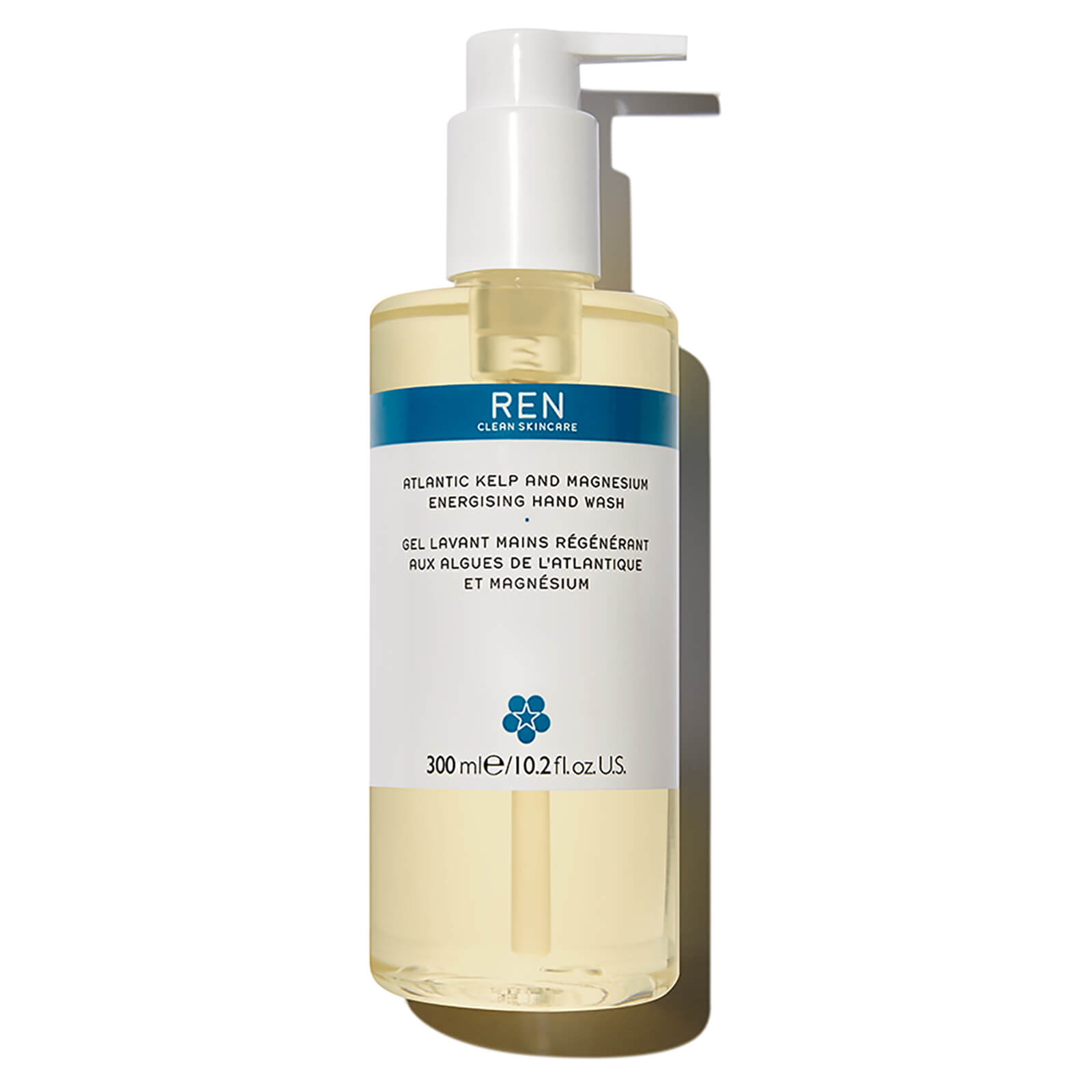 REN Clean Skincare Skincare Atlantic Kelp and Magnesium Energising Hand Wash 300ml