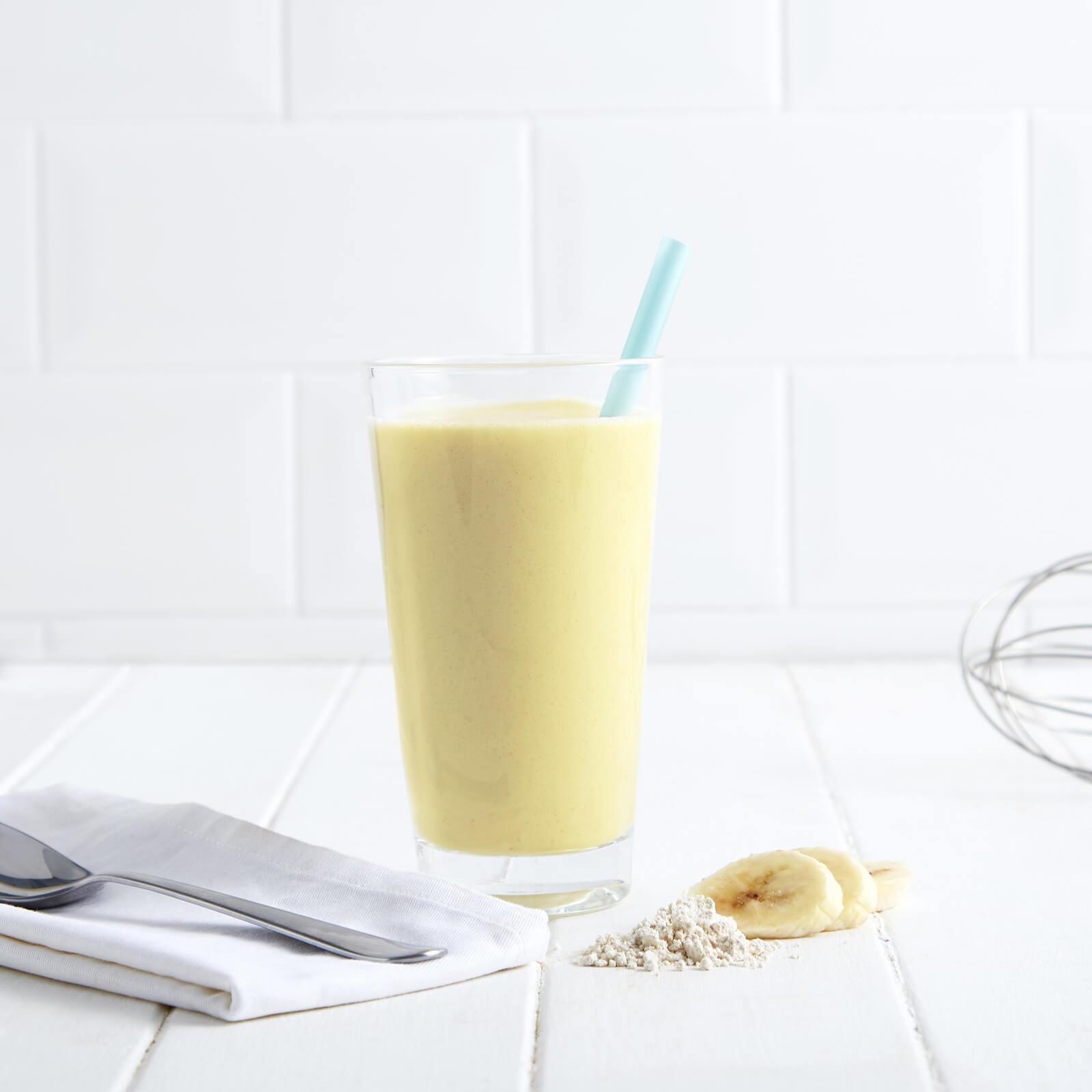 Zuckerreduzierter Bananen Shake (7er Box)