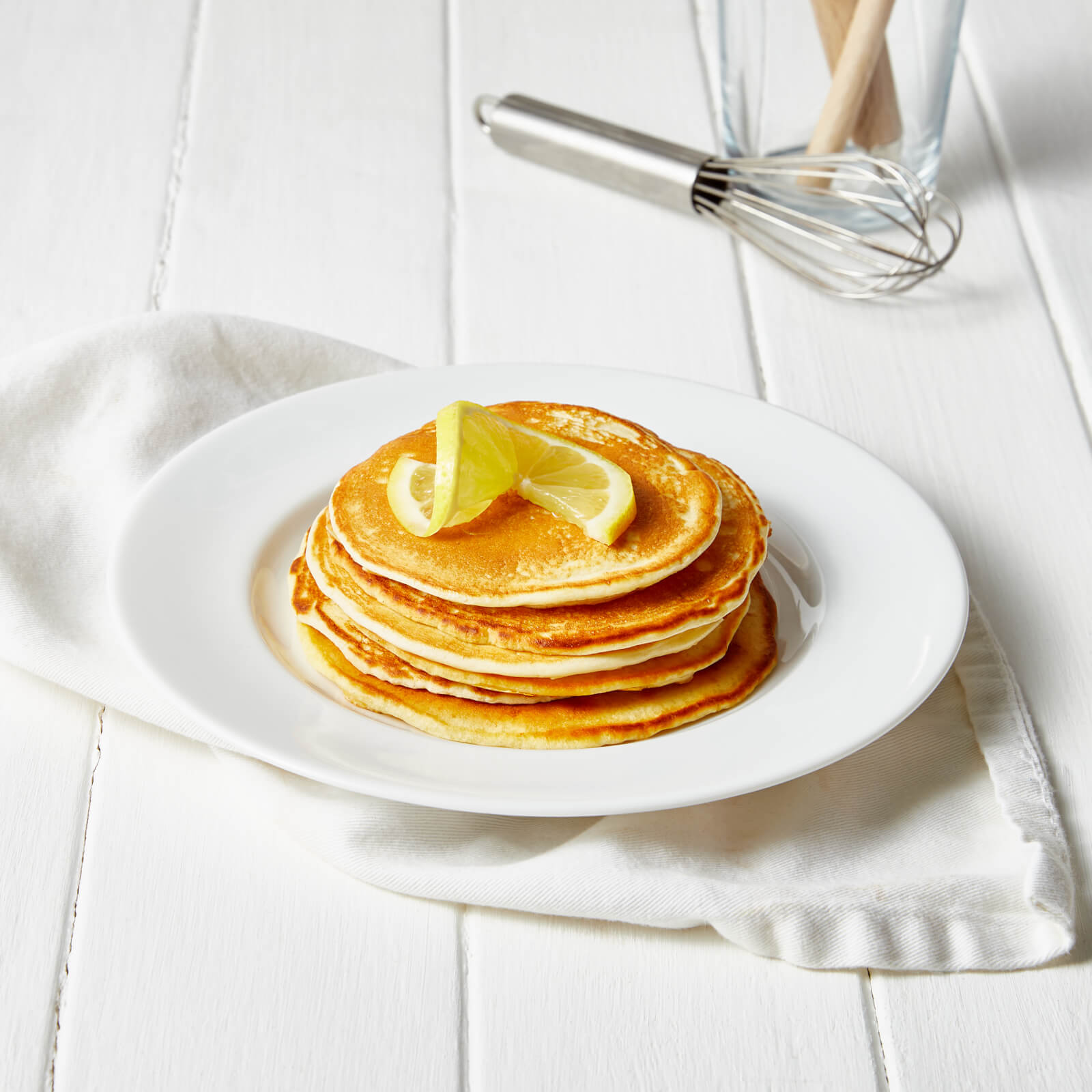 Zitronen Pancakes (7er Box)
