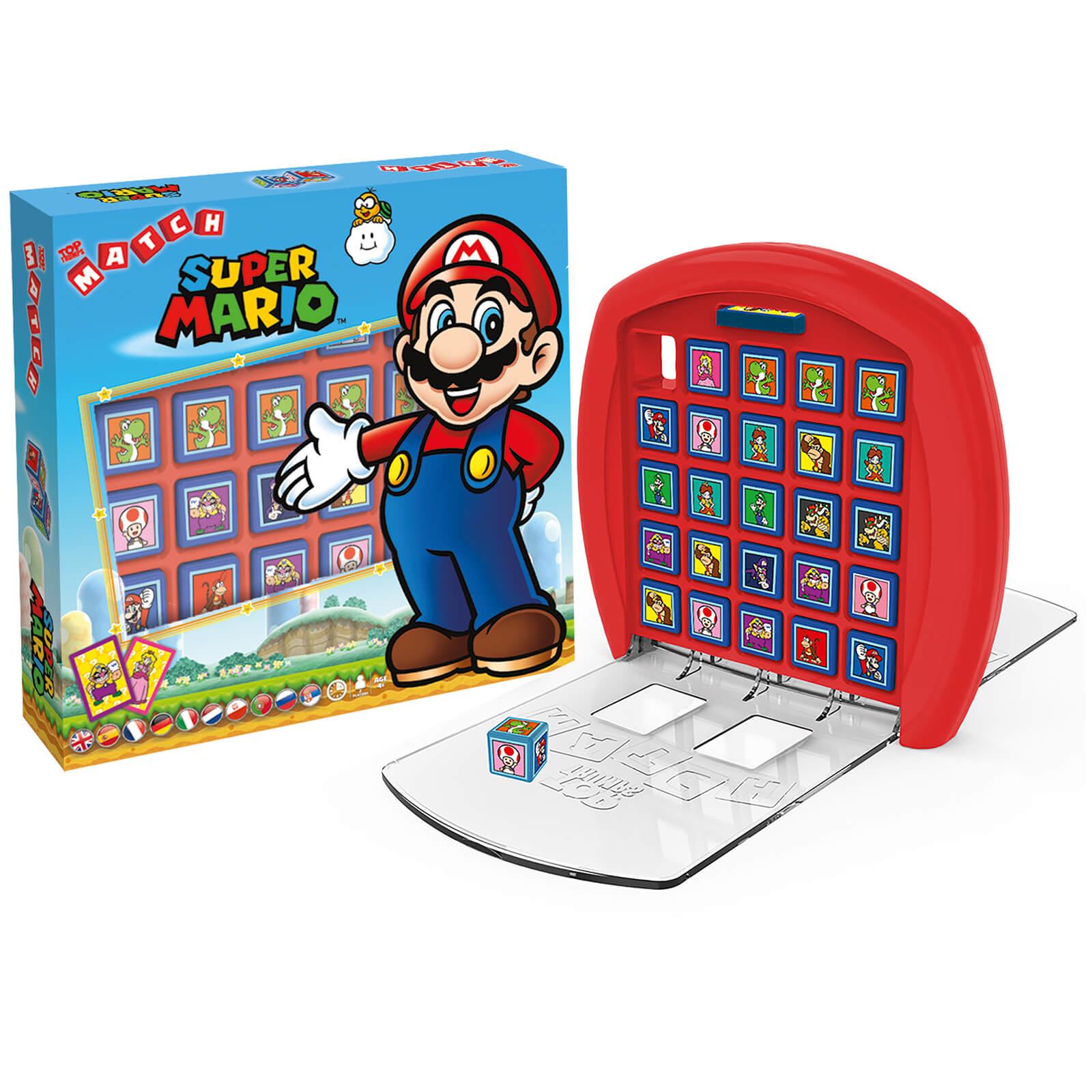 Image of Top Trumps Match - Super Mario