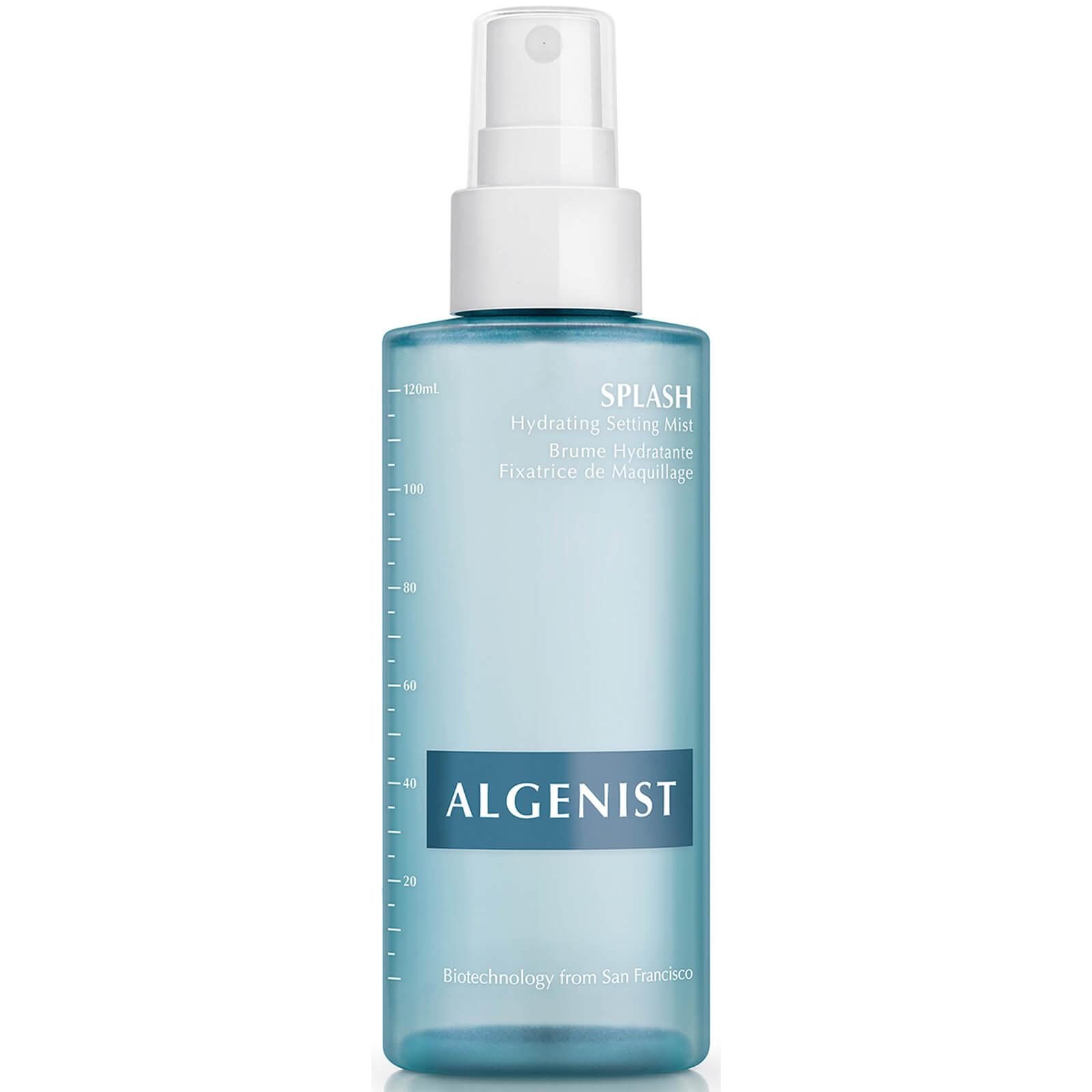 Купить Увлажняющий спрей для фиксации макияжа ALGENIST SPLASH Hydrating Setting Mist 120мл