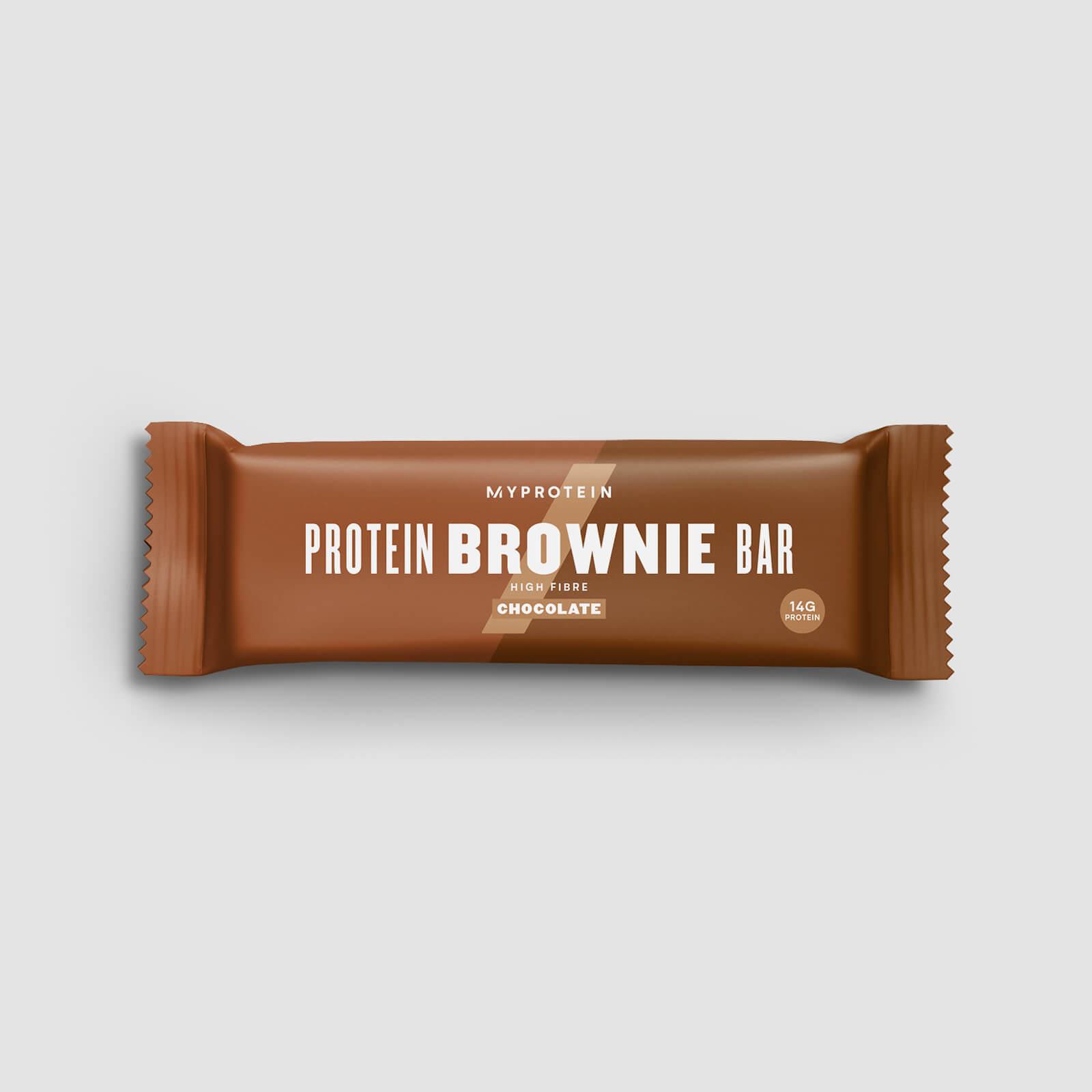 Купить Протеиновый батончик-брауни (пробник) - Шоколад, Myprotein International