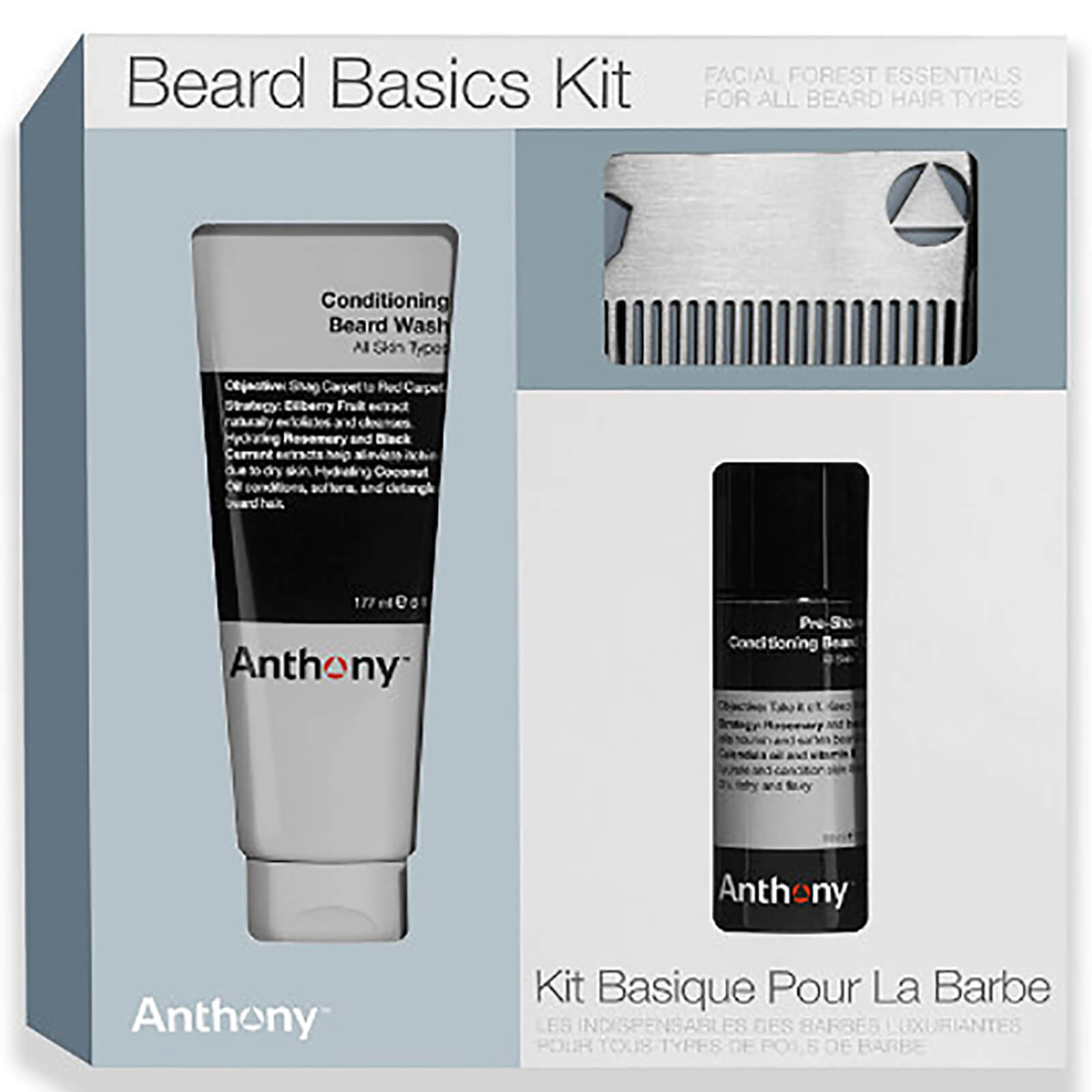 Anthony Beard Basics Kit