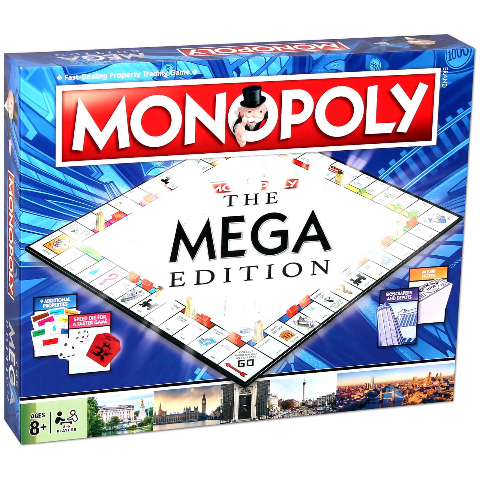 Image of Mega Monopoly Board Game