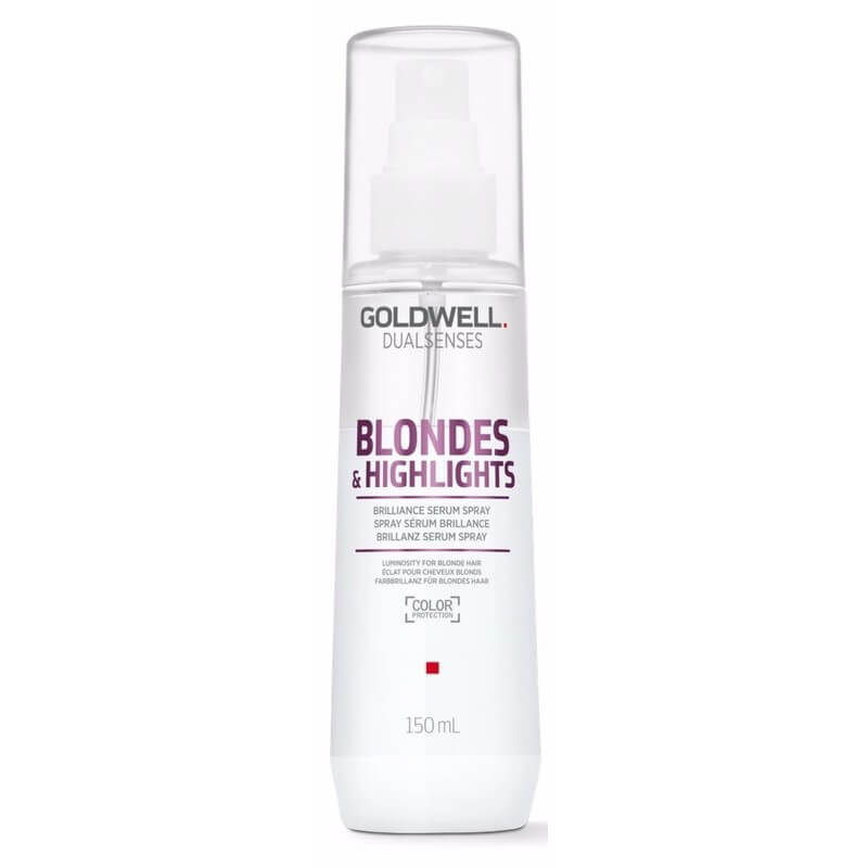Goldwell Dualsenses Blonde and Highlights Anti-Yellow Serum Spray 150ml