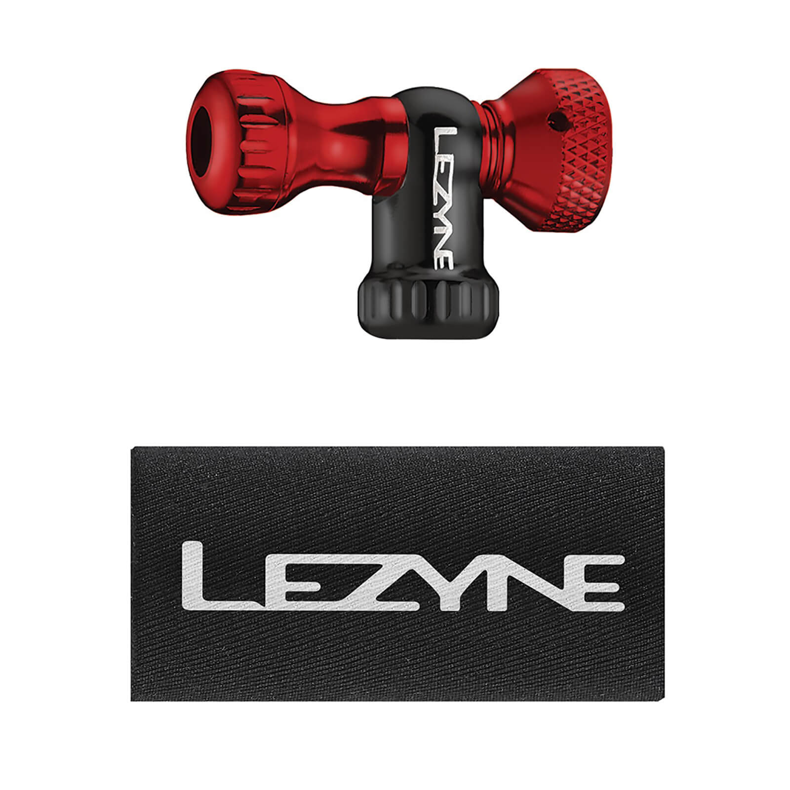 Lezyne Control Drive CO2 Inflator - Red