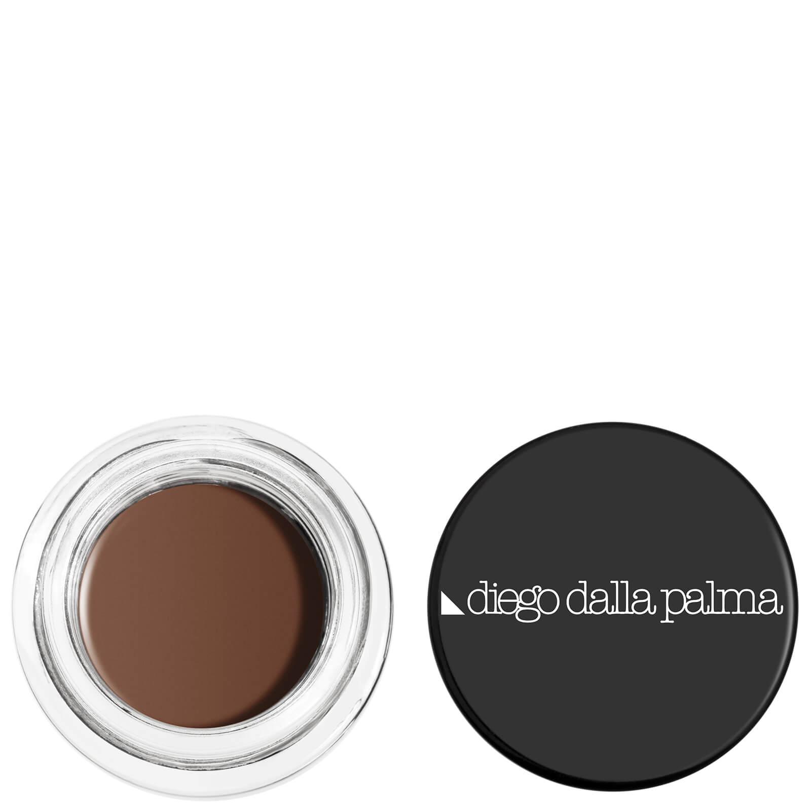 Diego Dalla Palma Cream Water Resistant Eyebrow Liner 4ml (Various Shades) - Medium Dark