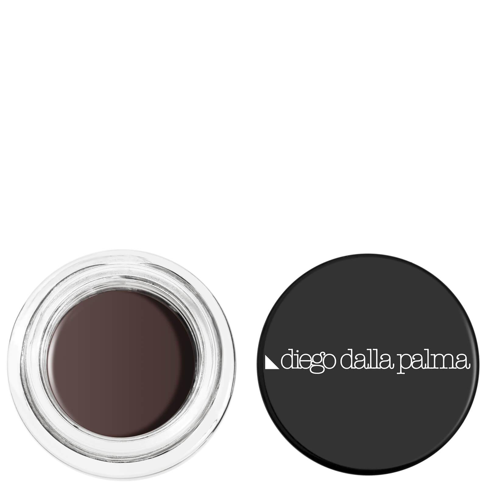 Diego Dalla Palma Cream Water Resistant Eyebrow Liner 4ml (Various Shades) - Deep Dark