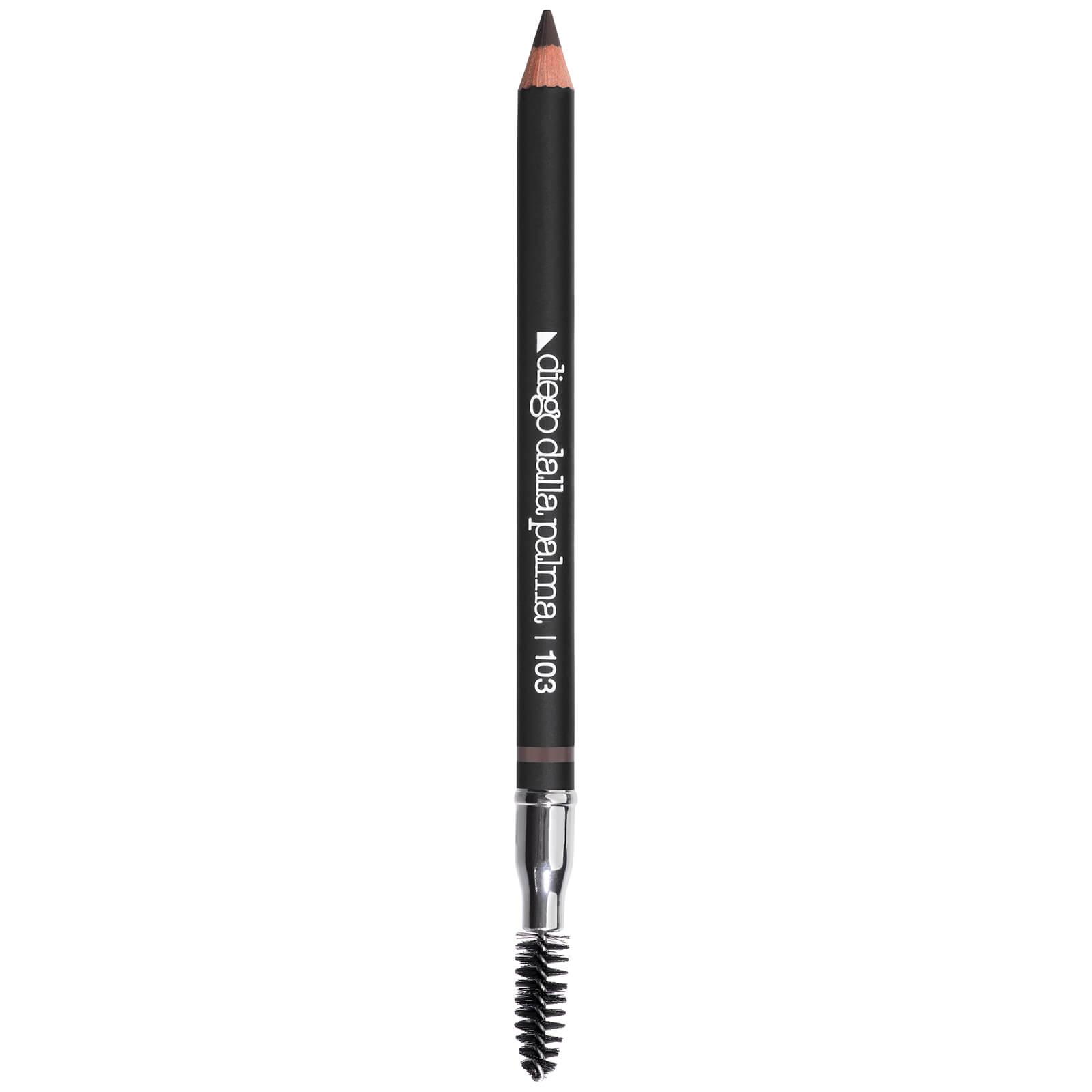 Купить Водостойкий карандаш для бровей diego dalla palma Water Resistant Long Lasting Eyebrow Pencil 2, 5 г (различные оттенки) - Medium Dark