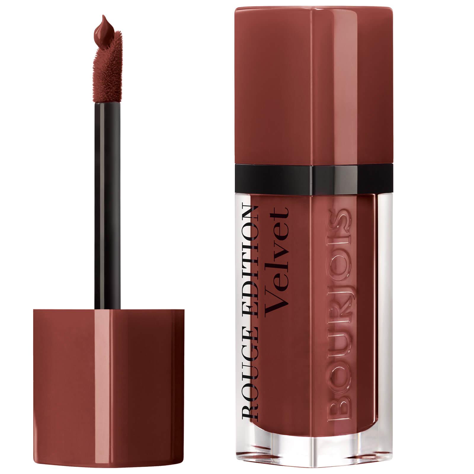 Губная помада Bourjois Rouge Edition Velvet Lipstick (различные оттенки) - Brun'croyable  - Купить