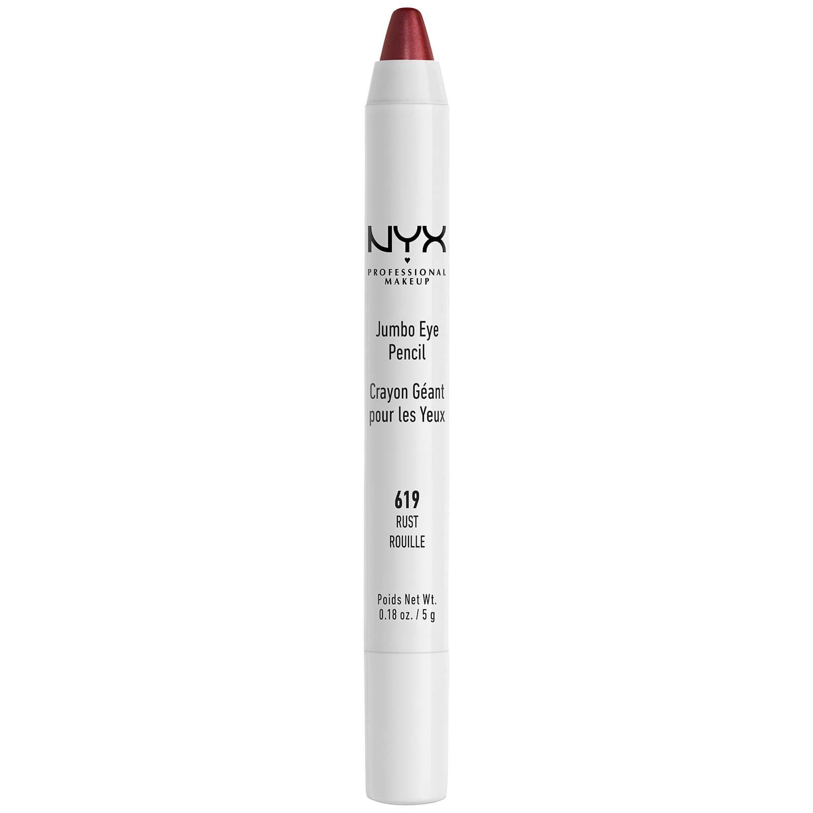NYX Professional Makeup Jumbo Eye Pencil (Various Shades) - Rust