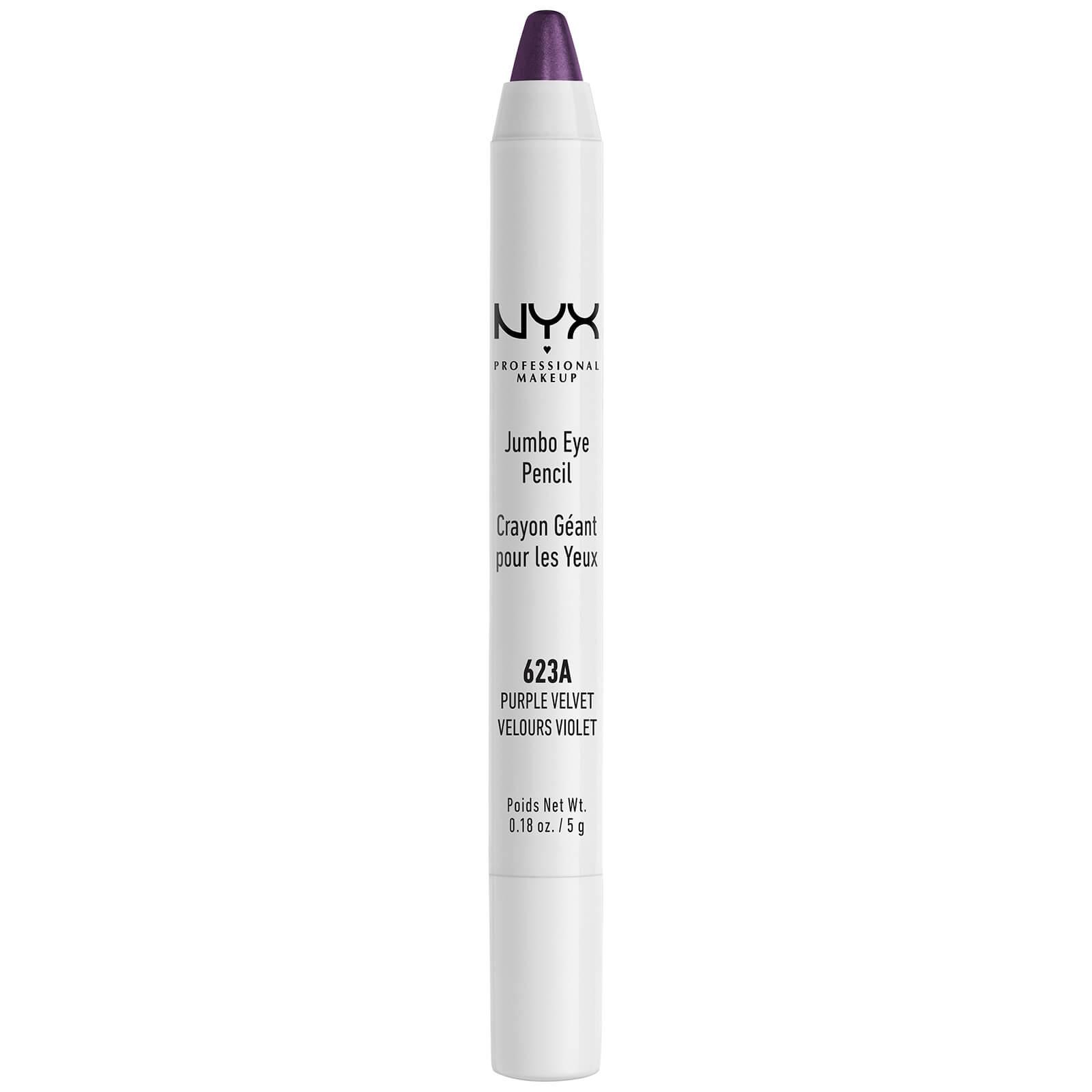 Купить Карандаш для глаз NYX Professional Makeup Jumbo Eye Pencil (различные оттенки) - Purple Velvet