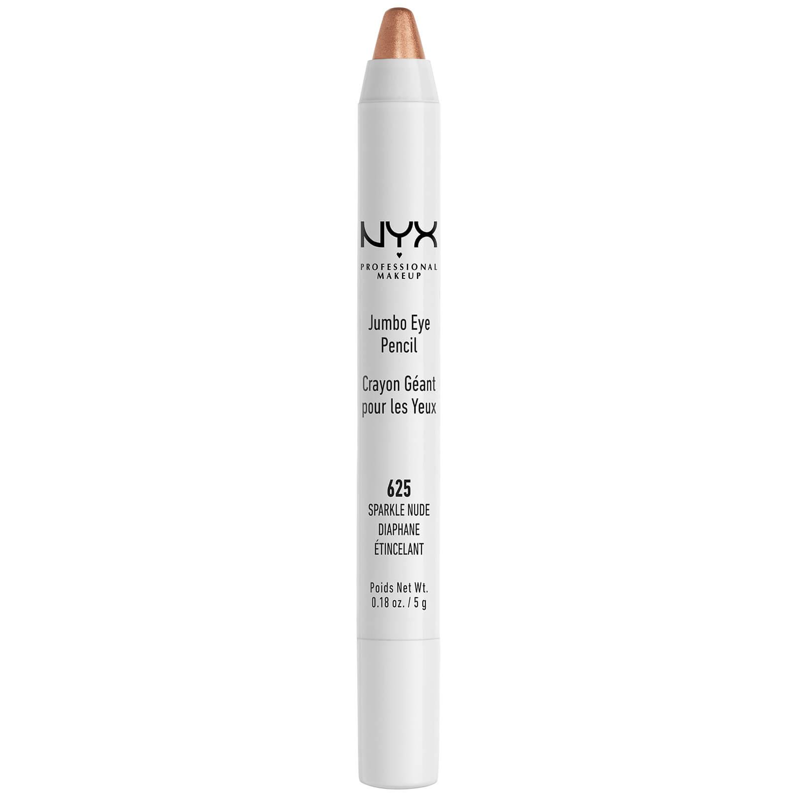 Купить Карандаш для глаз NYX Professional Makeup Jumbo Eye Pencil (различные оттенки) - Sparkle Nude