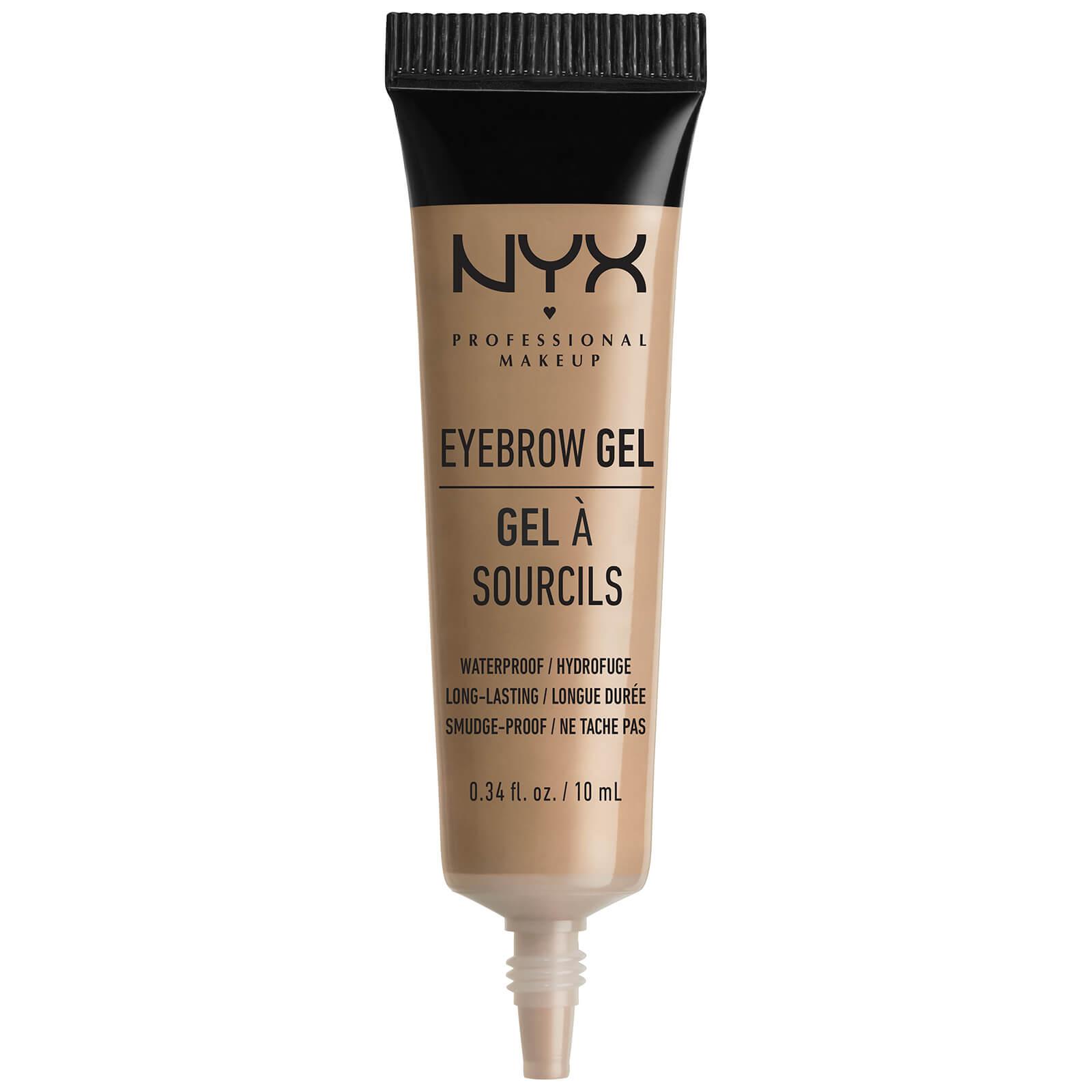 Купить Гель для бровей NYX Professional Makeup Eyebrow Gel (различные оттенки) - Blonde
