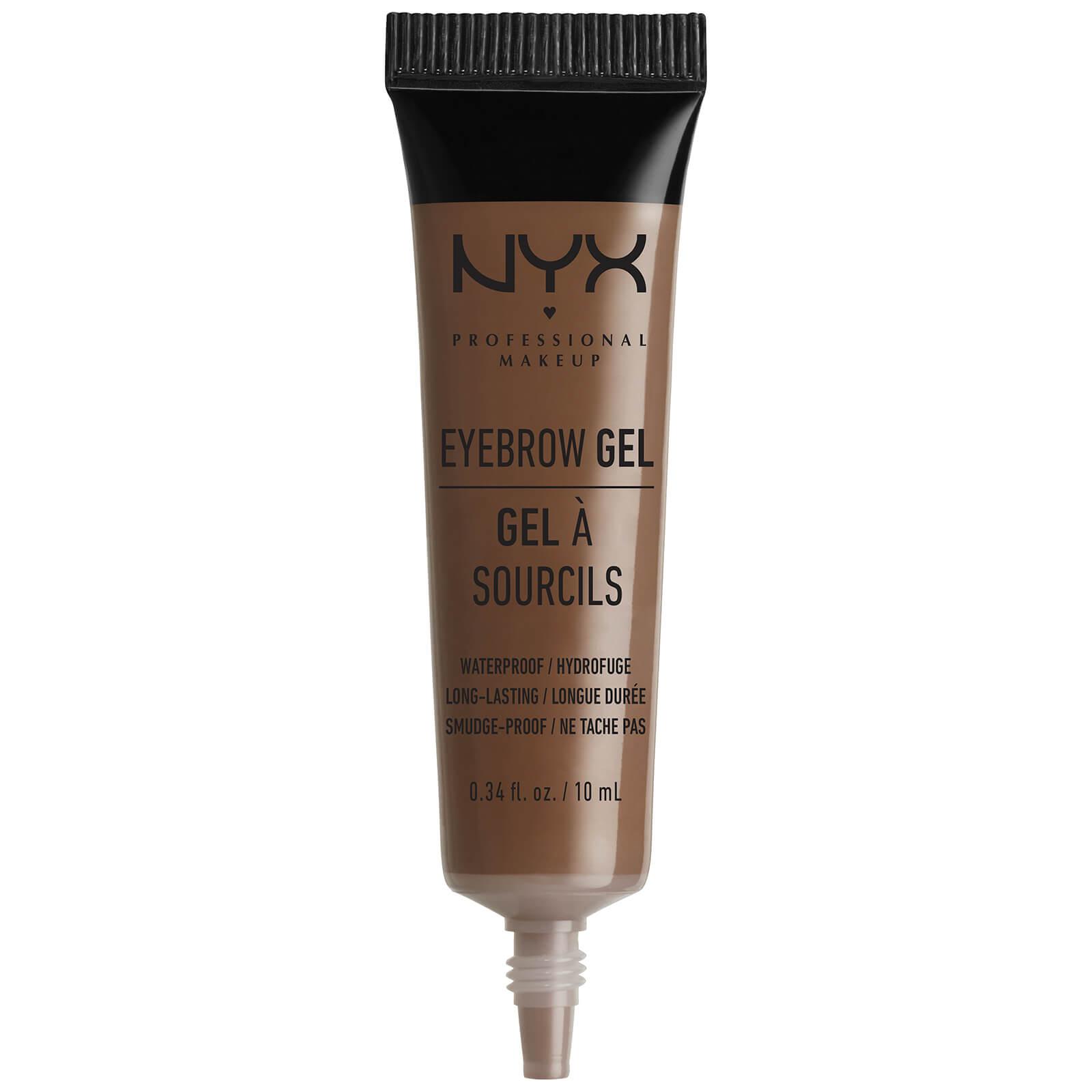 Купить Гель для бровей NYX Professional Makeup Eyebrow Gel (различные оттенки) - Chocolate
