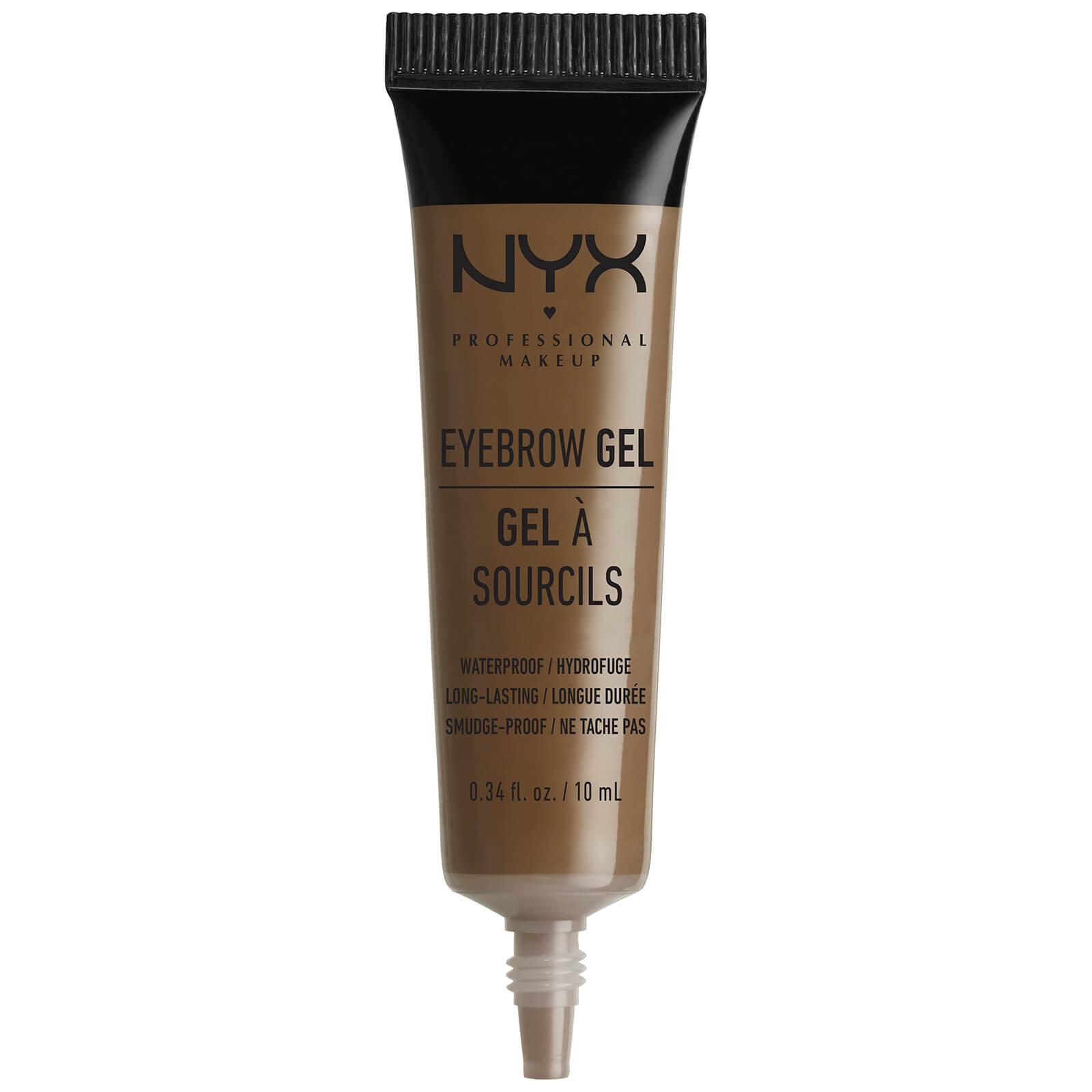 Купить Гель для бровей NYX Professional Makeup Eyebrow Gel (различные оттенки) - Brunette