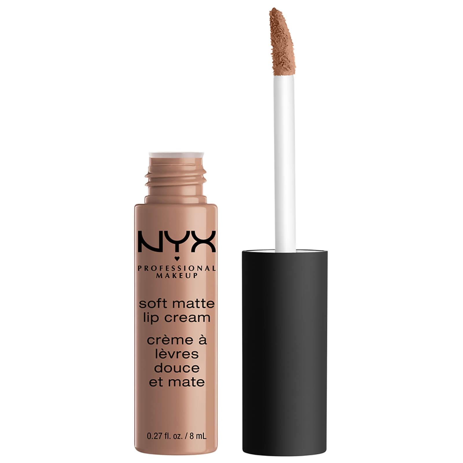 Купить Матовая жидкая помада NYX Professional Makeup Soft Matte Lip Cream (разные оттенки) - London