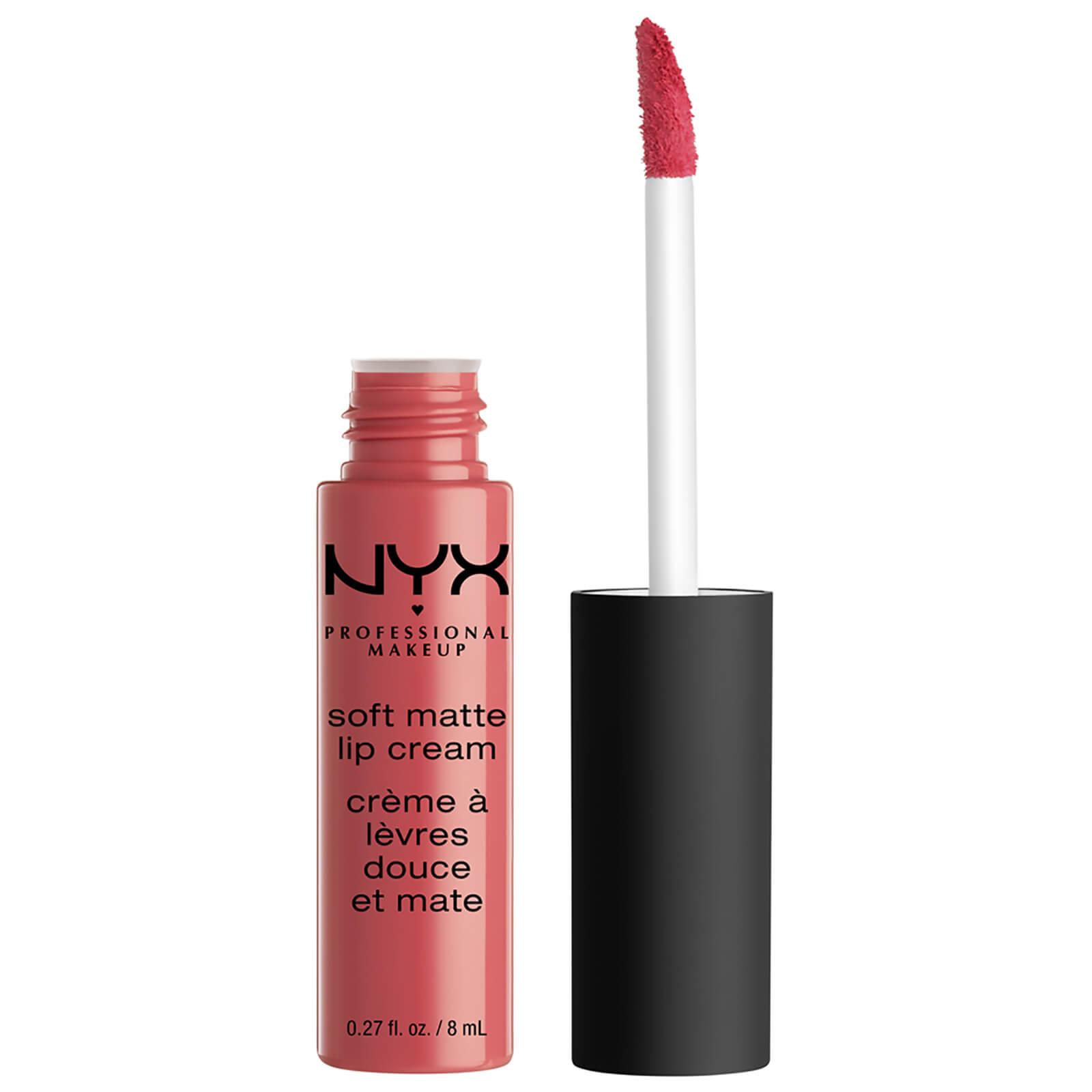 Купить Матовая жидкая помада NYX Professional Makeup Soft Matte Lip Cream (разные оттенки) - Antwerp