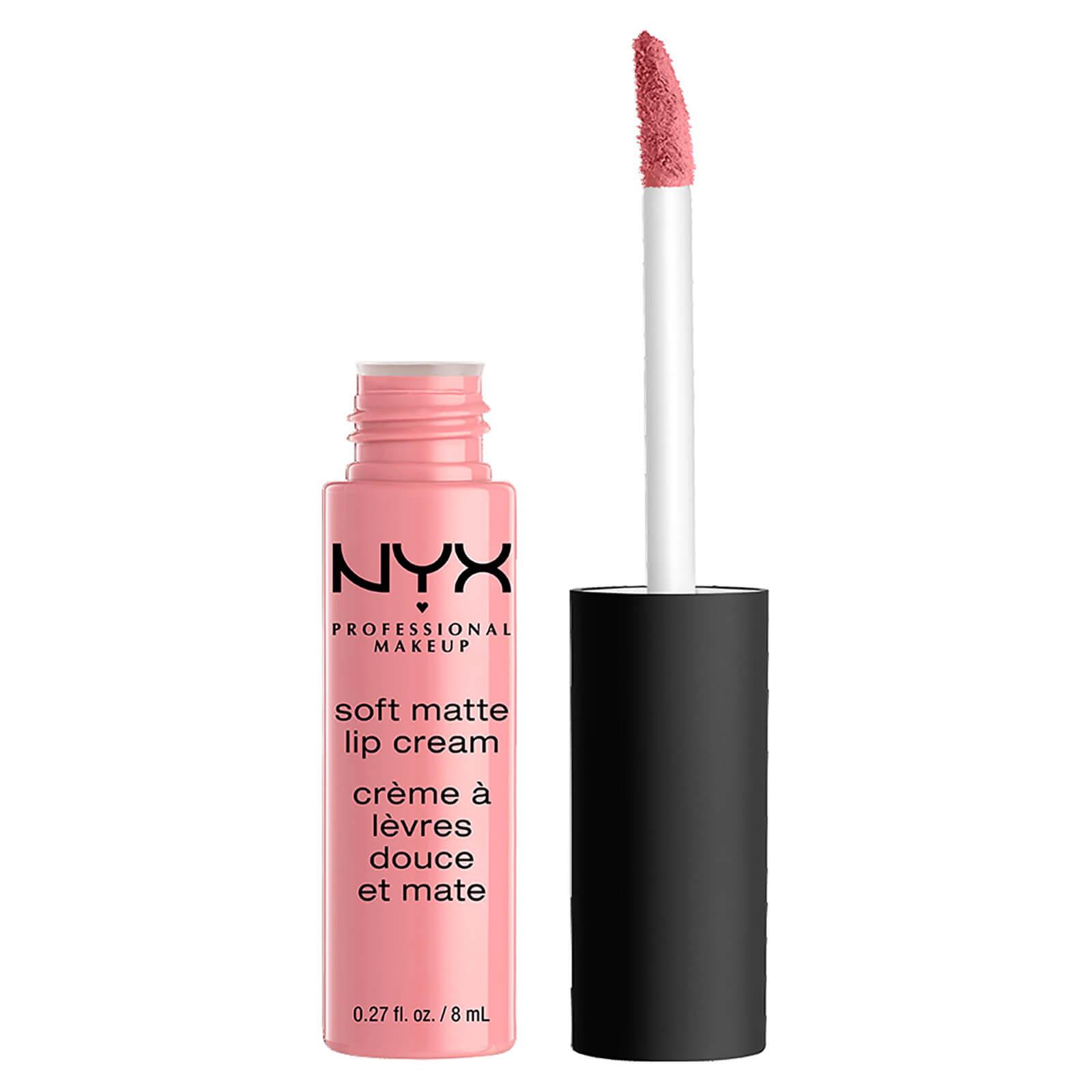 Купить Матовая жидкая помада NYX Professional Makeup Soft Matte Lip Cream (разные оттенки) - Istanbul