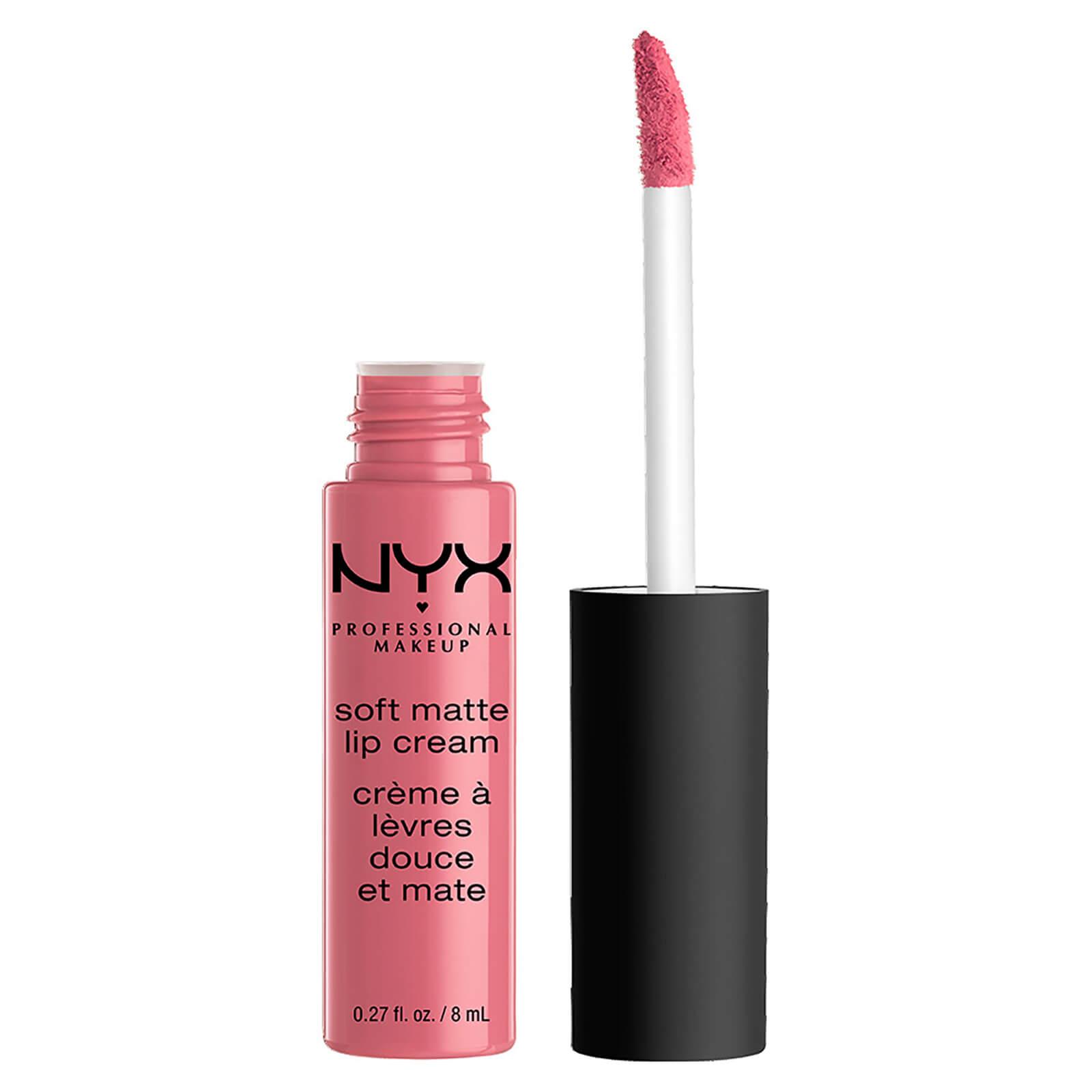 Купить Матовая жидкая помада NYX Professional Makeup Soft Matte Lip Cream (разные оттенки) - Milan